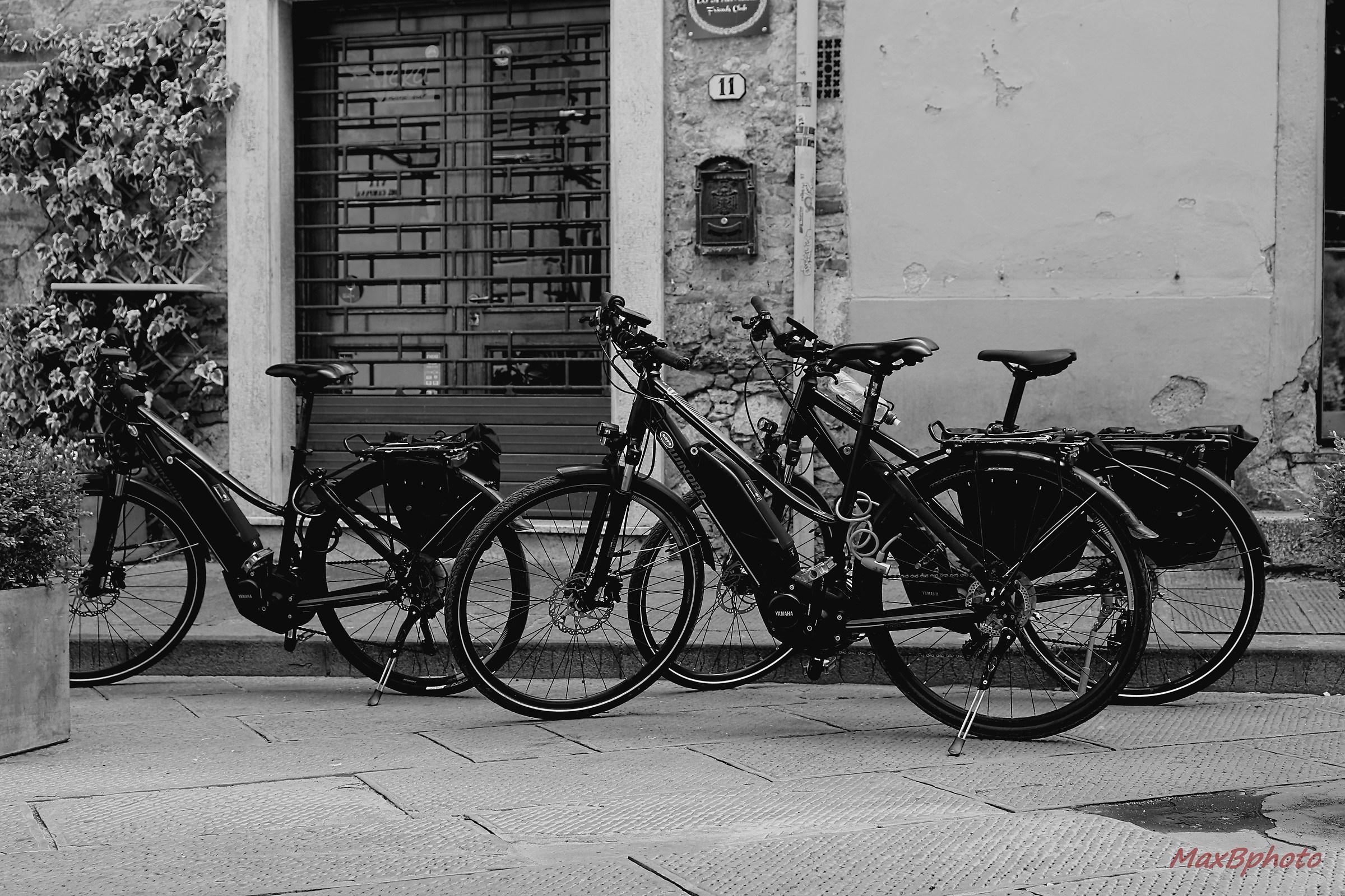 Bike Waiting...