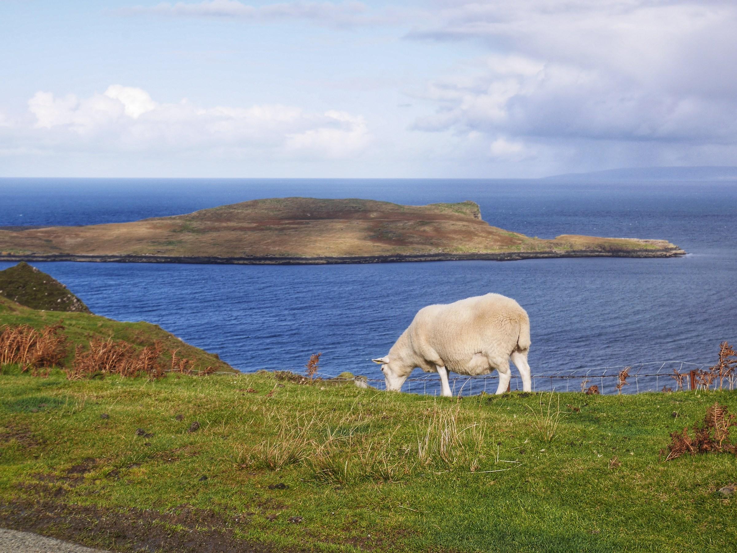 Skye island...