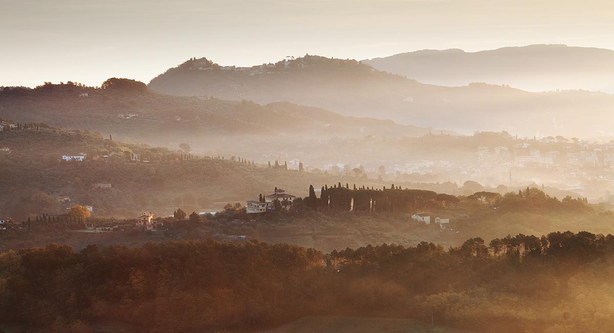 Sunrise in Colle...