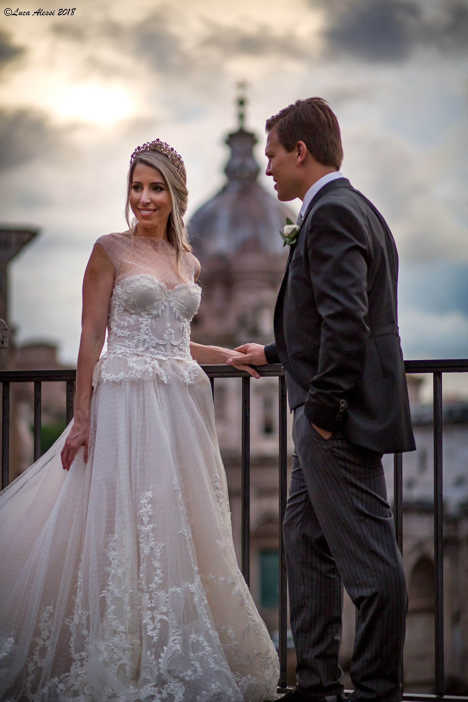 Married in Rome...