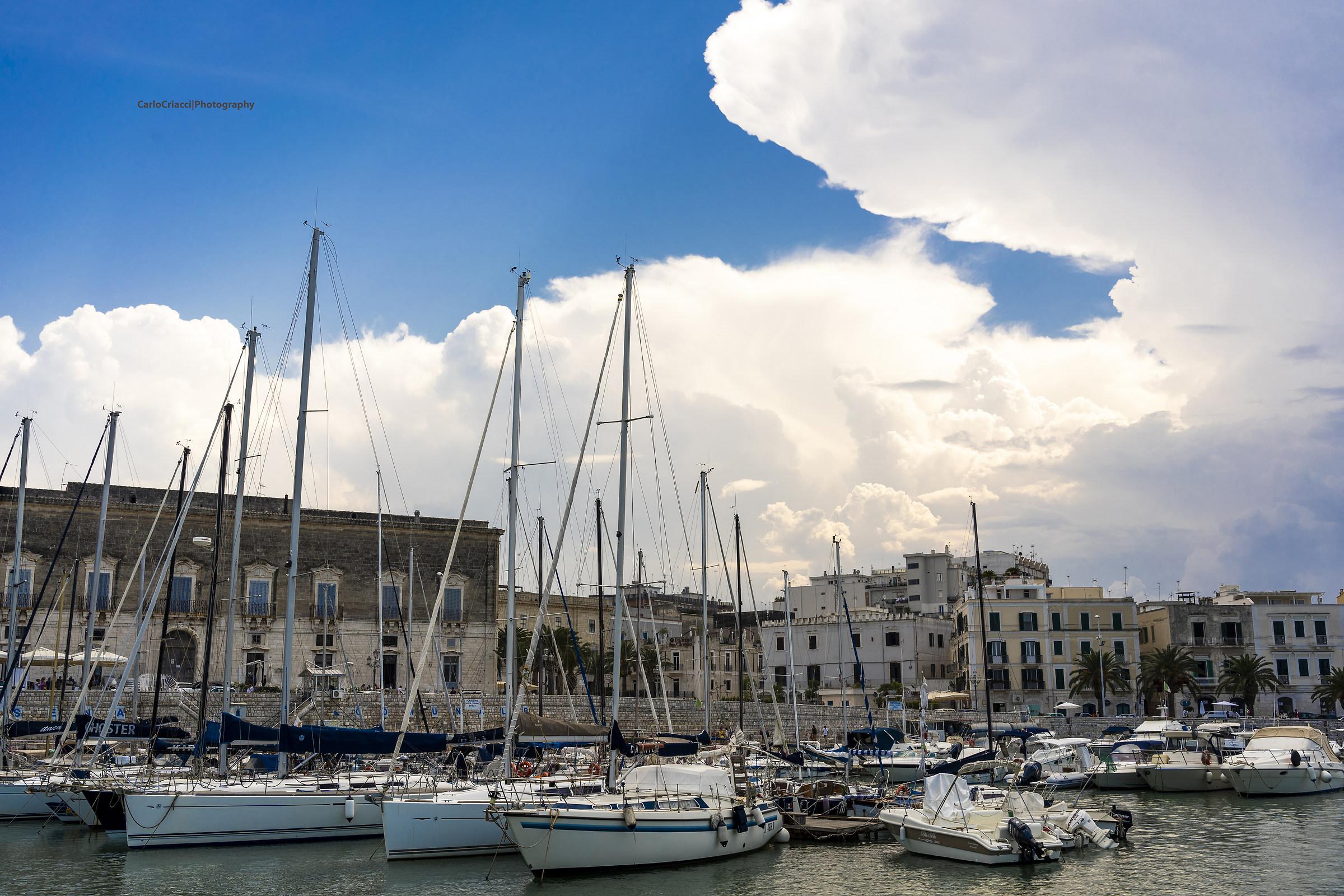 Port of Trani...