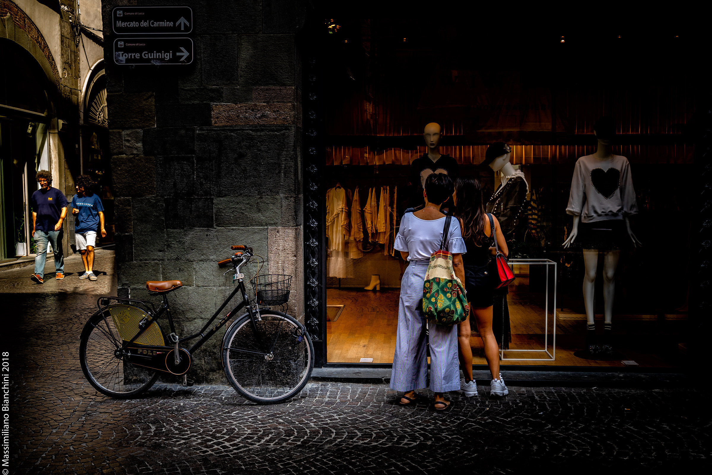 La Bicicletta...