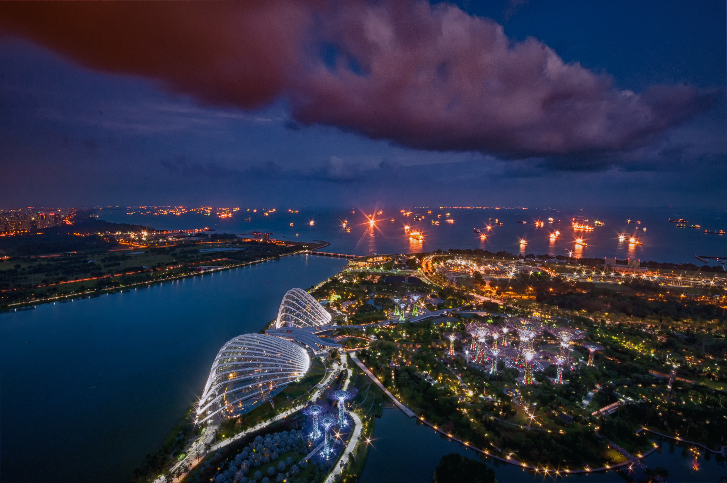 Singapore...