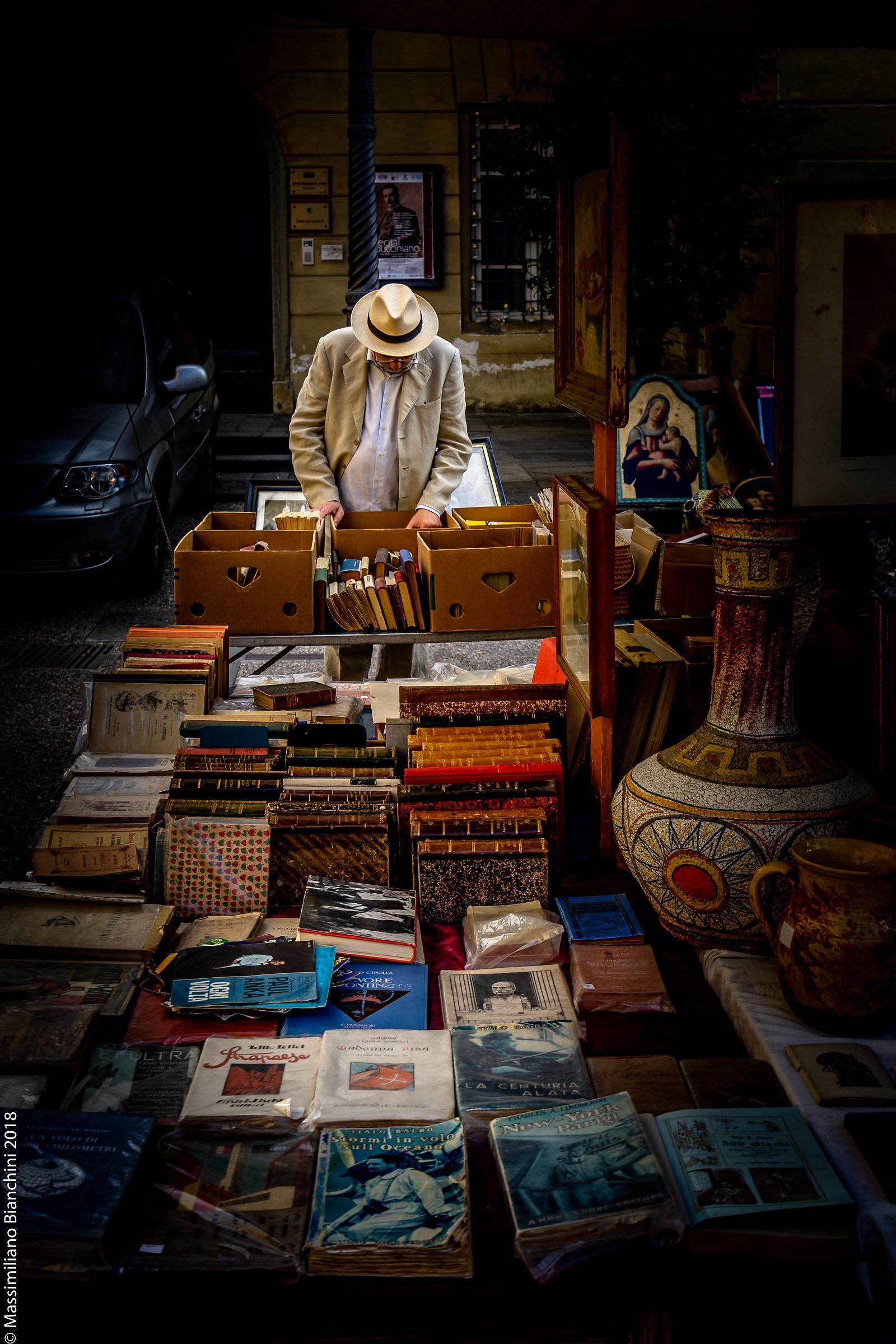 Il cercatore di Libri...