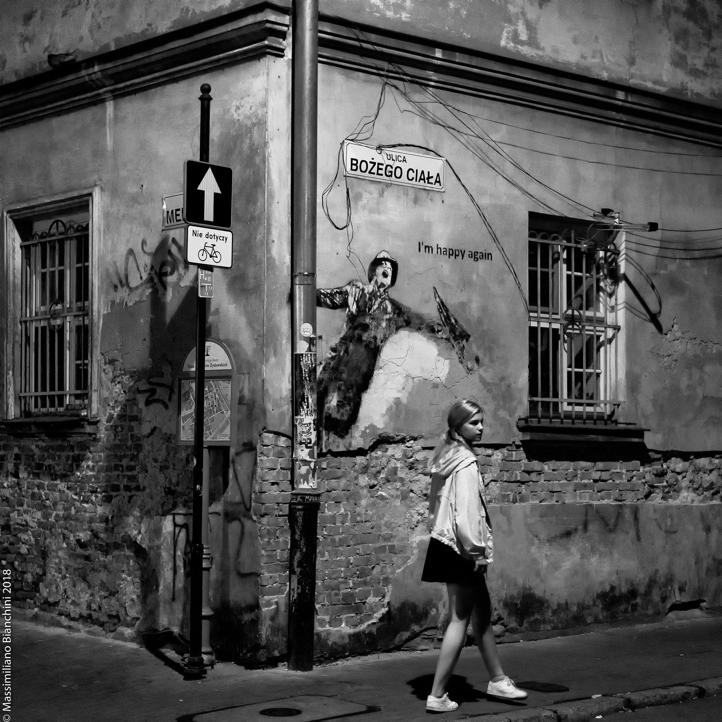 Cracovia Kazmiers (quartiere ebraico)...