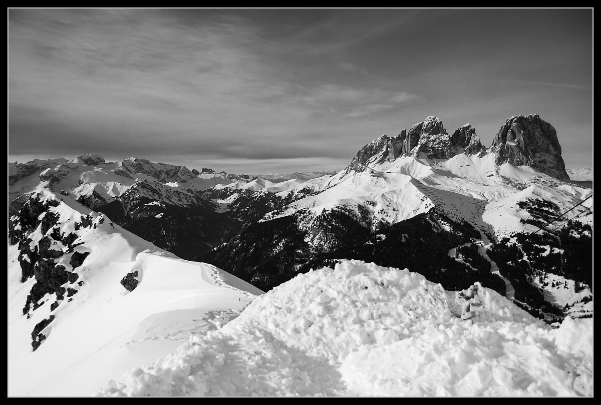Dolomites...