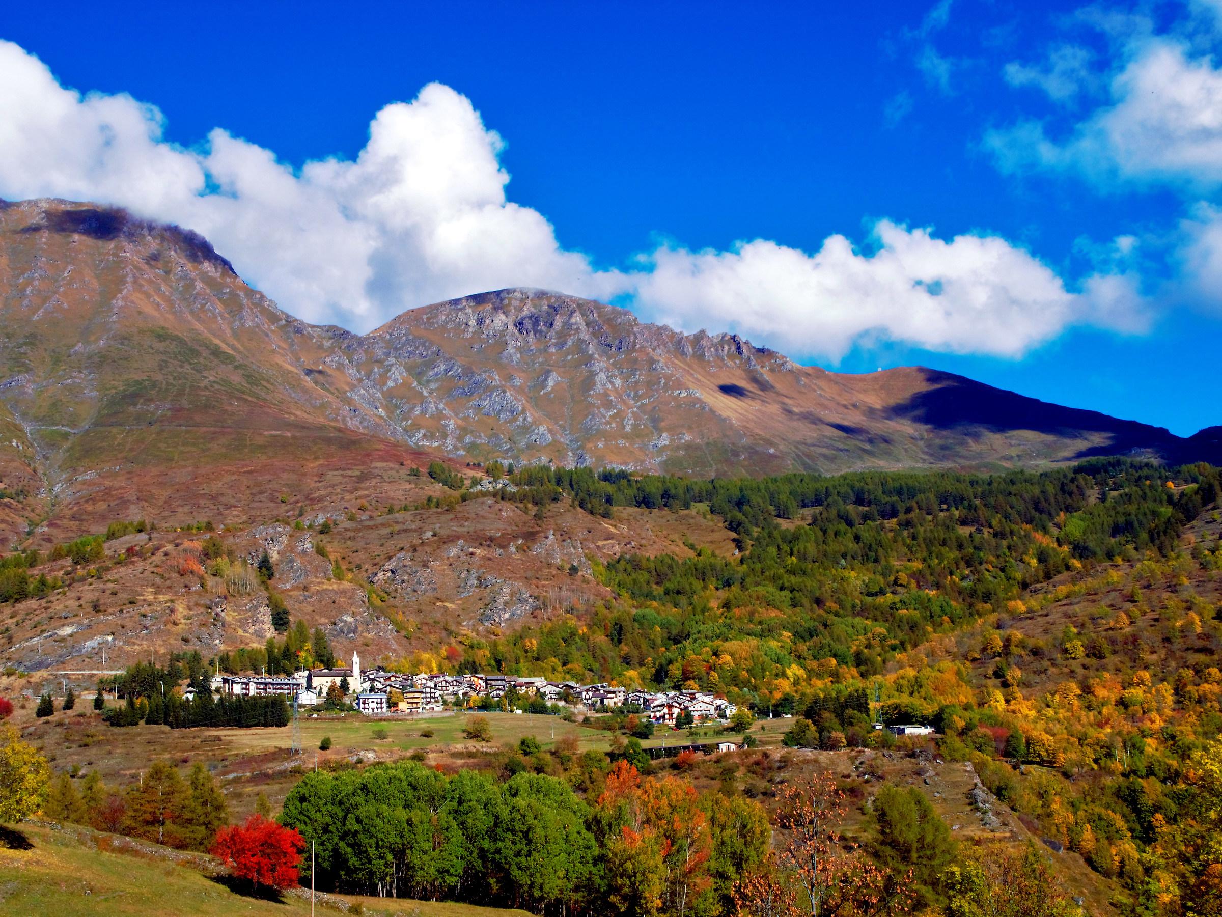 Autumn in Val Chisone...