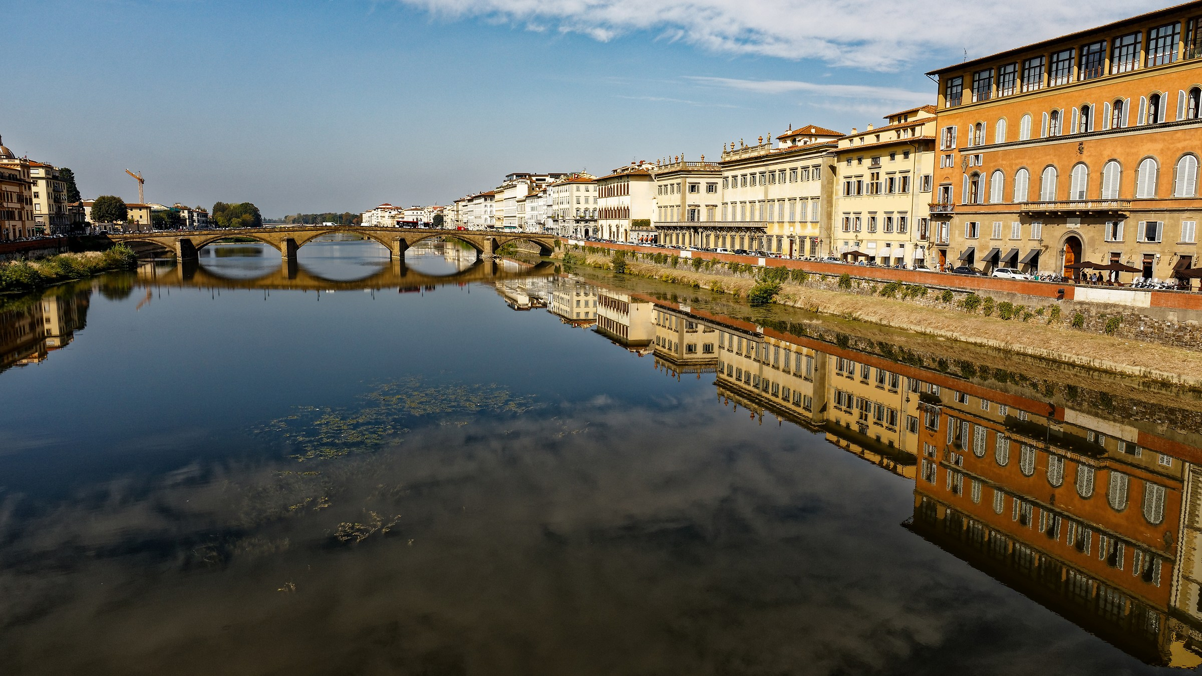 Reflections on the Arno...