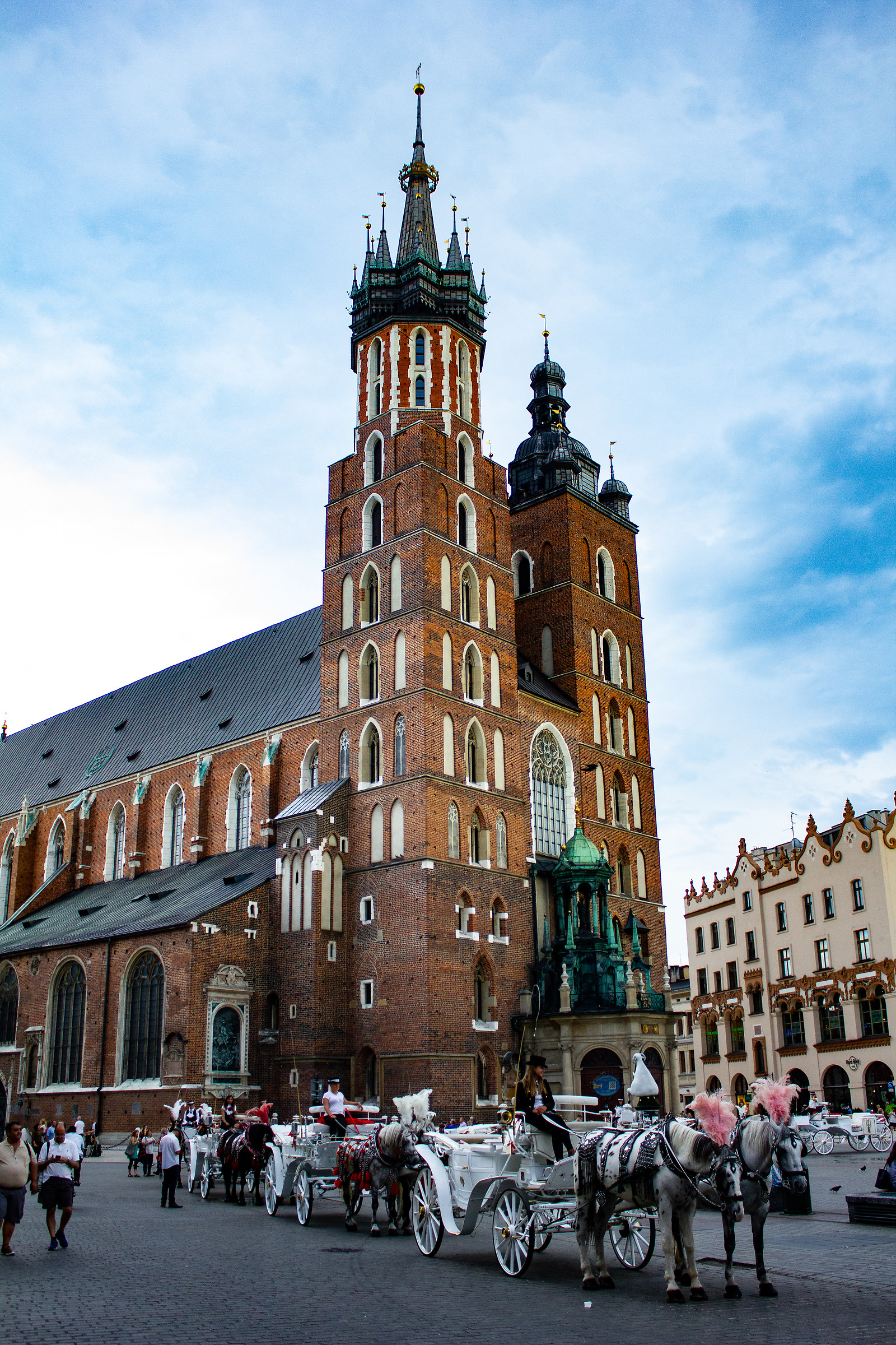 Krakow...