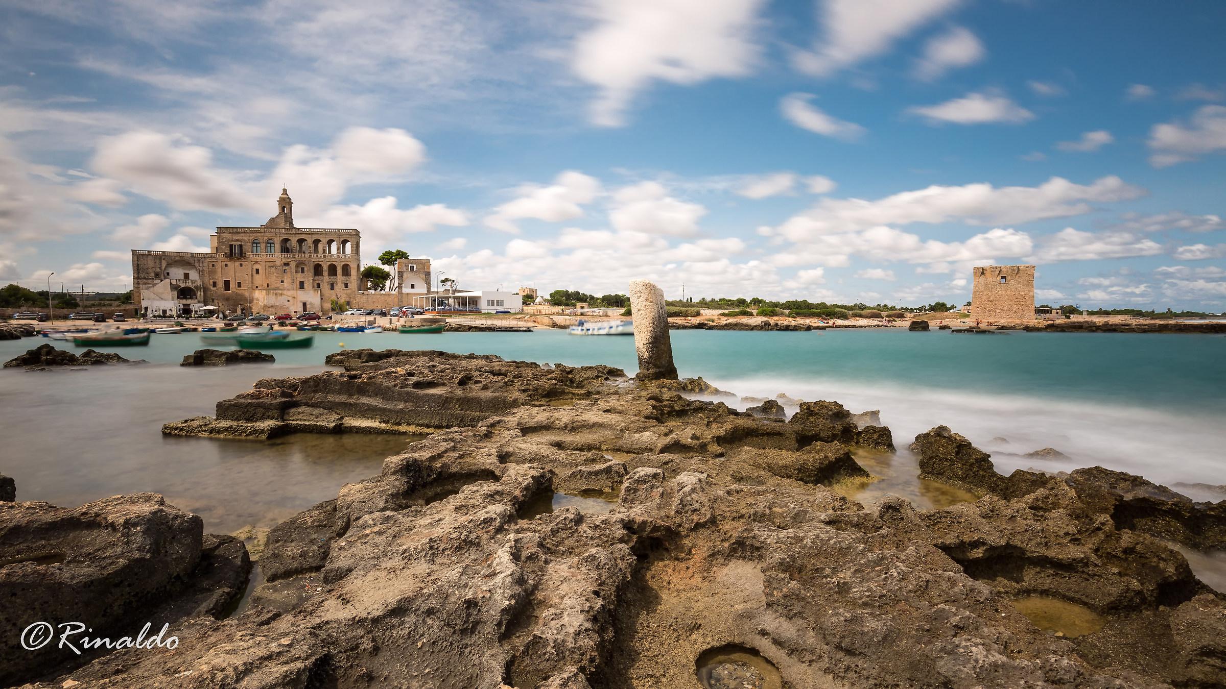 City of San Vito in Polignano a mare...