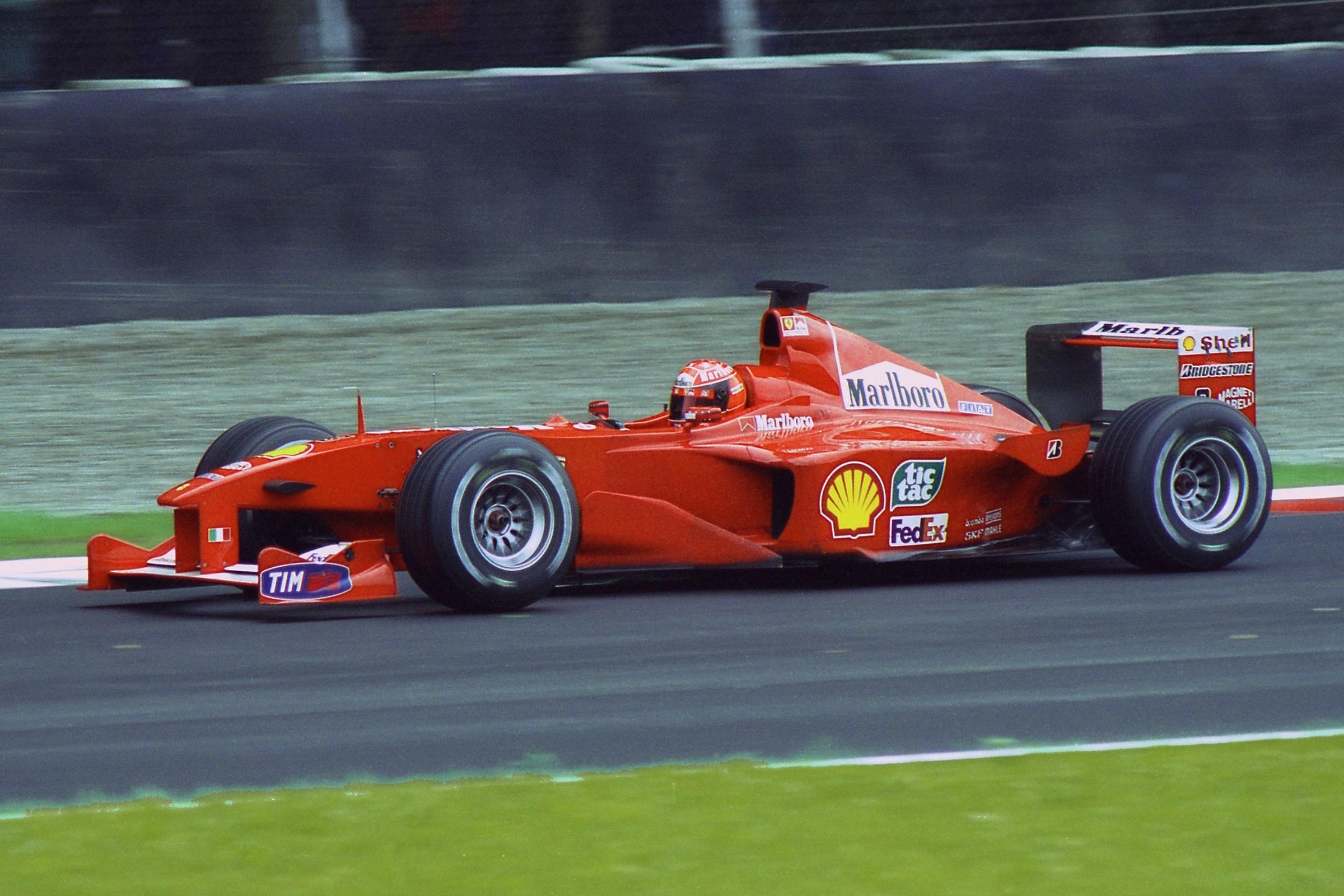 Schumy-Monza GP d'italia 2000...