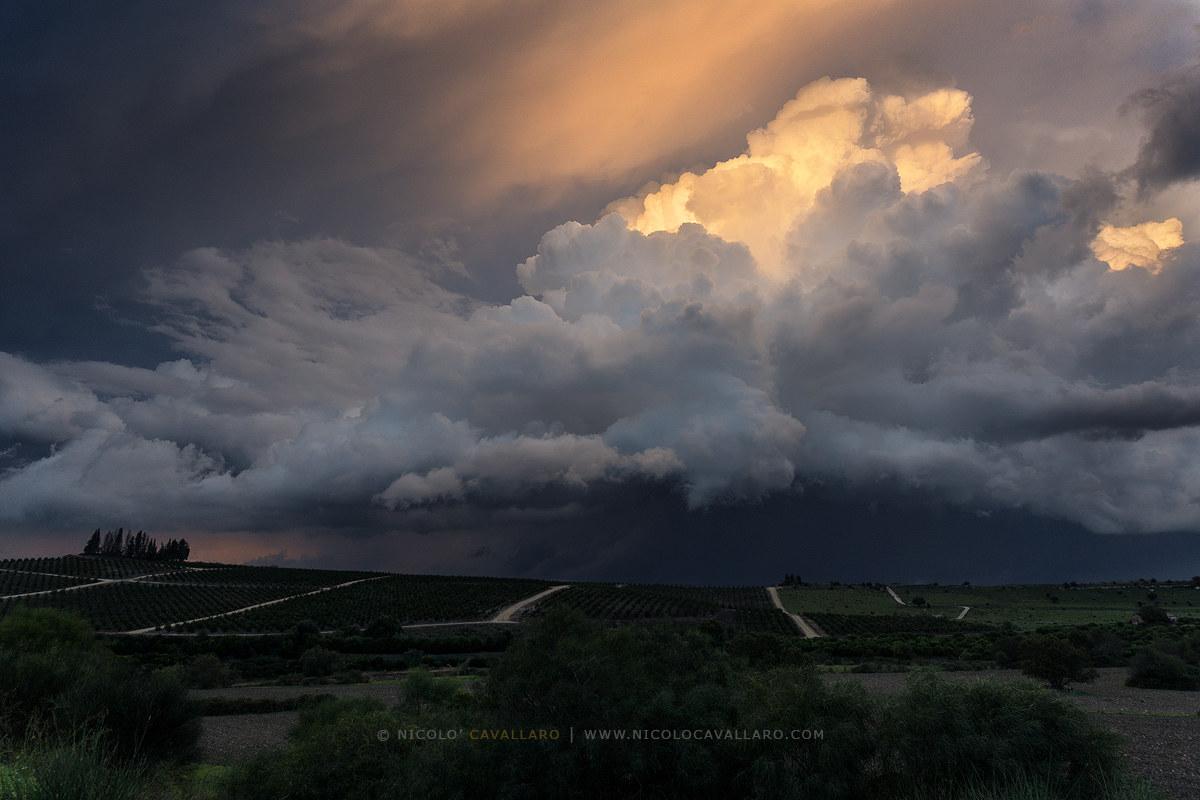 Autumn Thunderstorms...