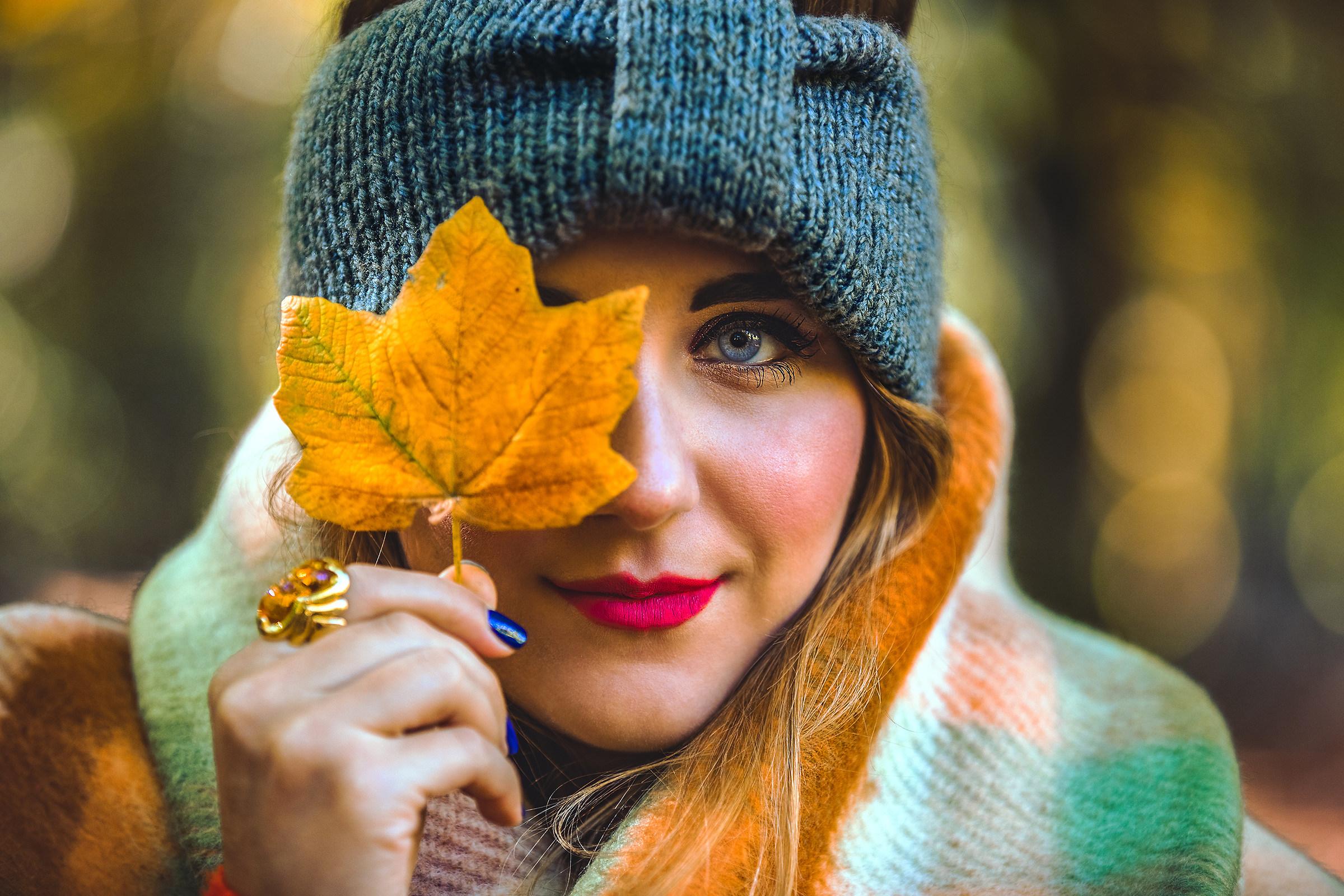 Autumn Portrait...