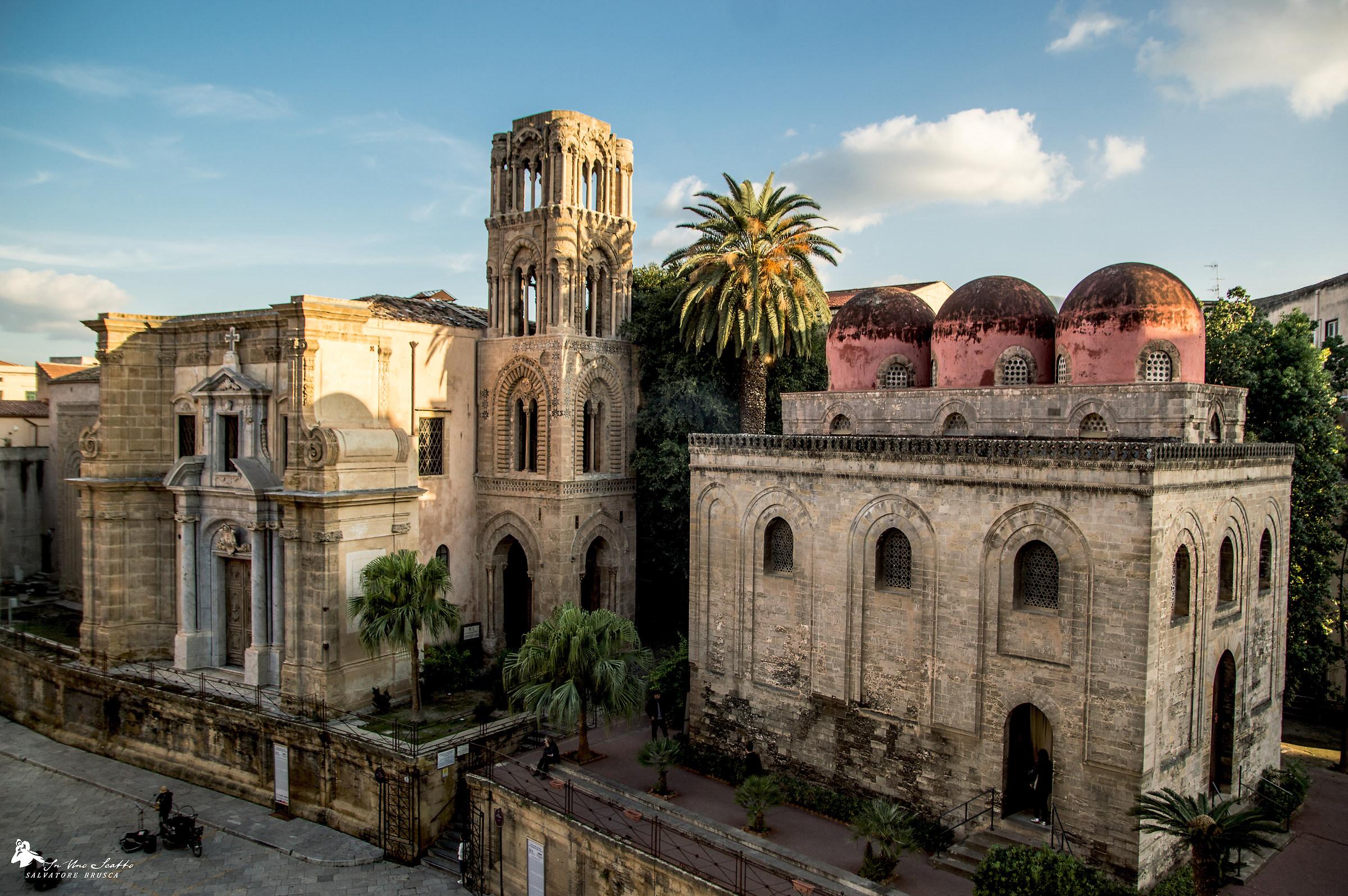 Chiesa della Martorana - Palermo...