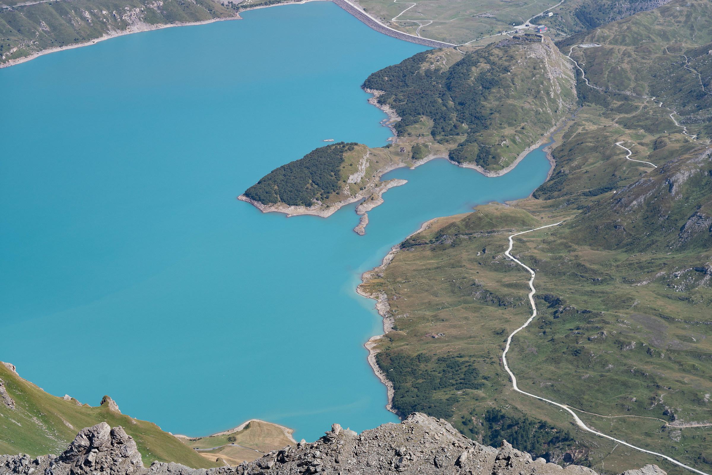 Lago del Moncenisio...
