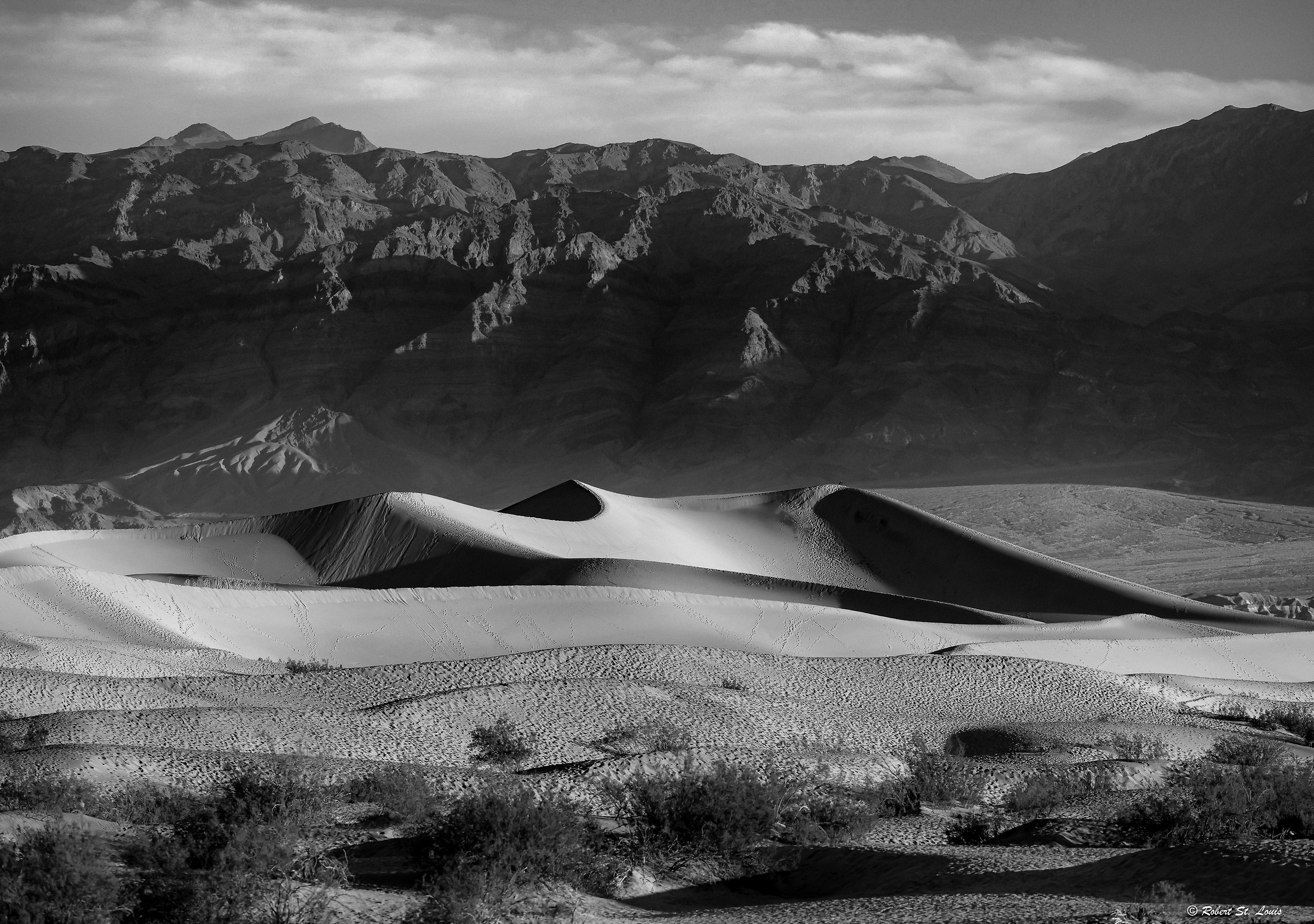 Mojave Dawn...
