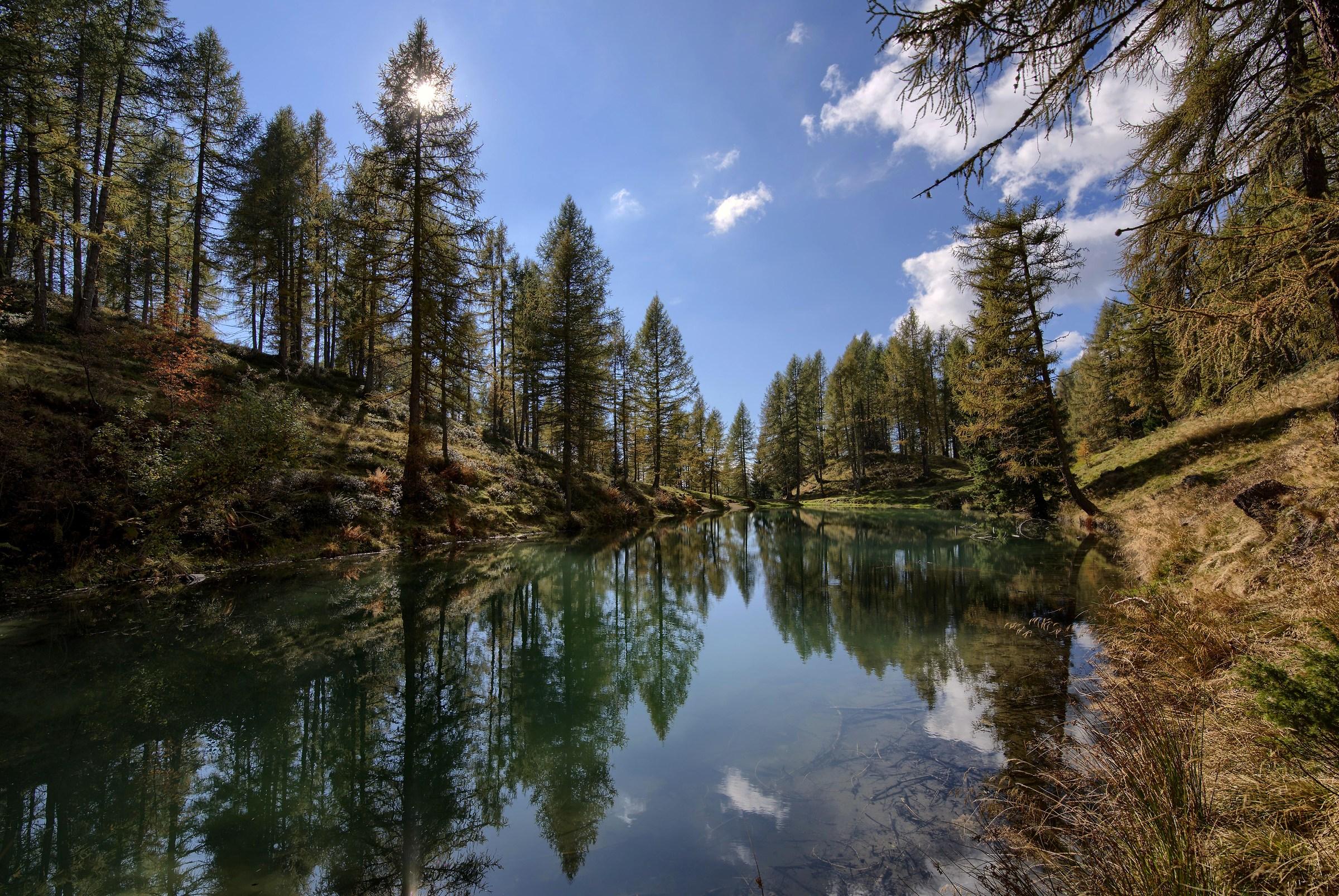 Grips Lake...
