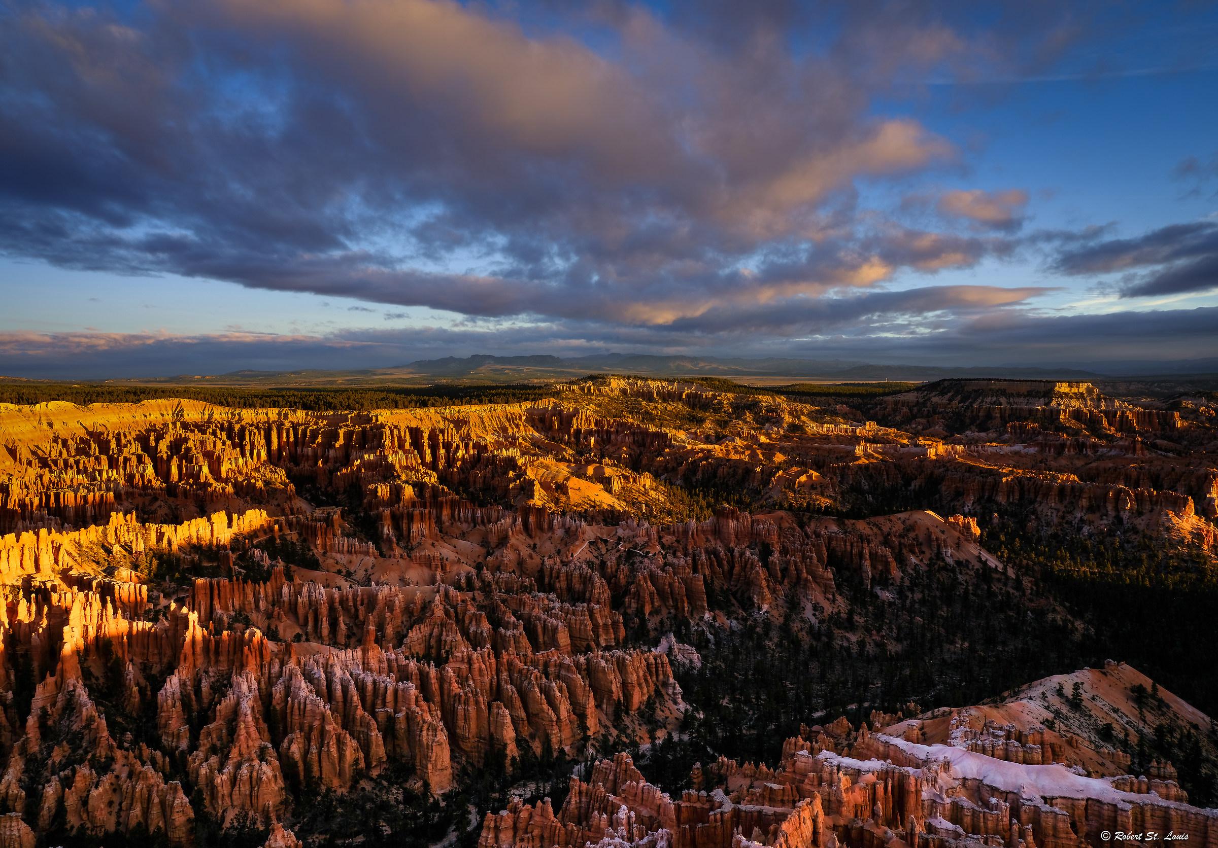 Bryce Canyon Dawn...