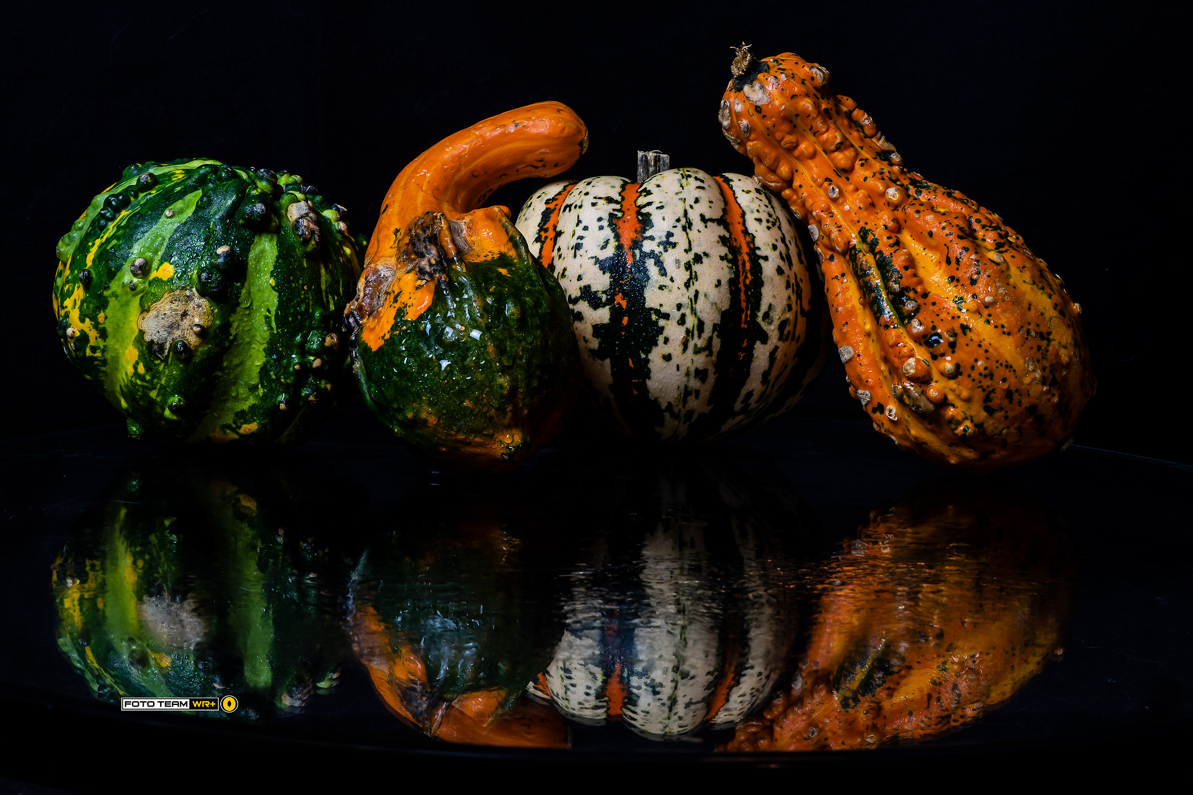 The Pumpkins........