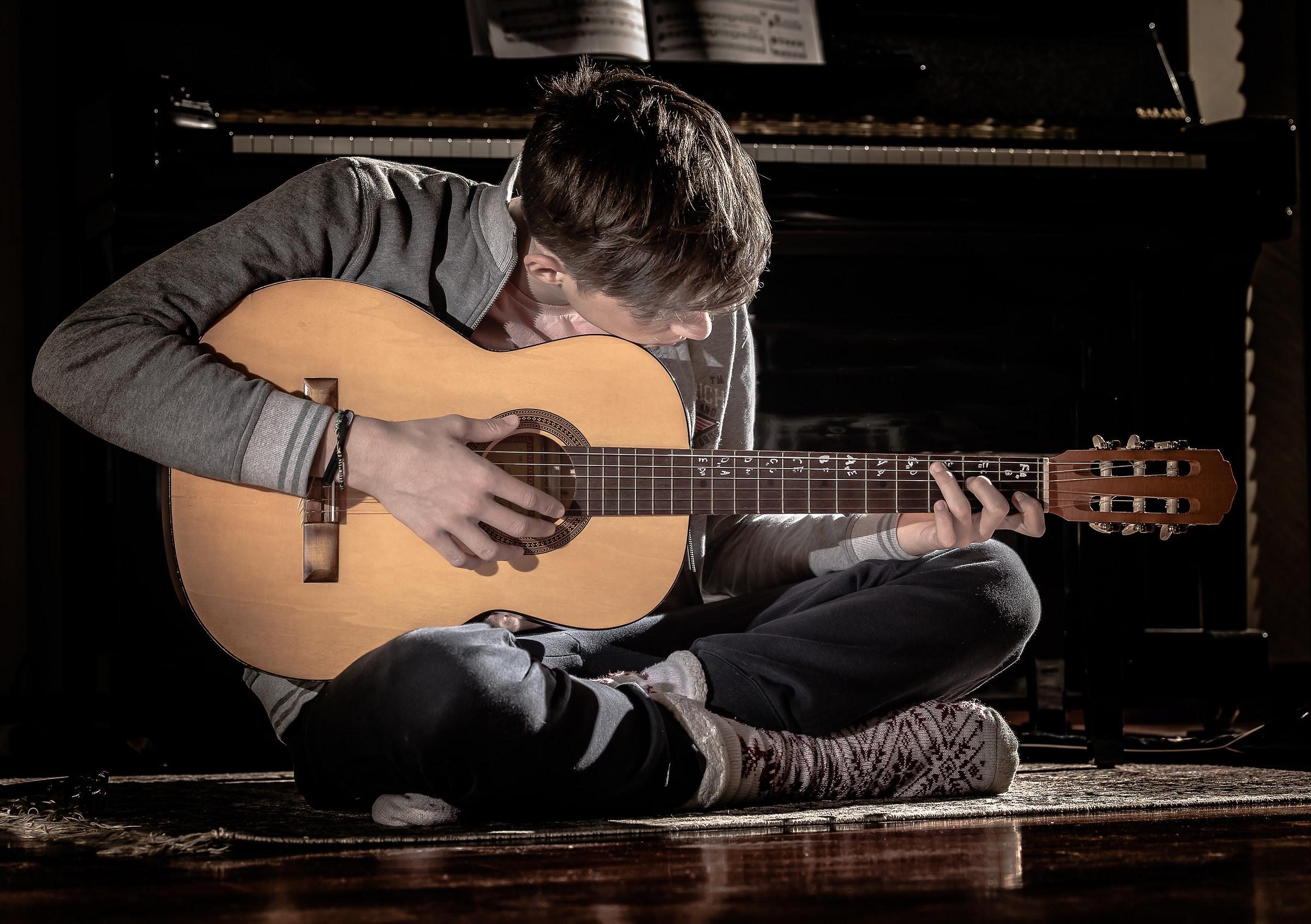 Music dreamer...
