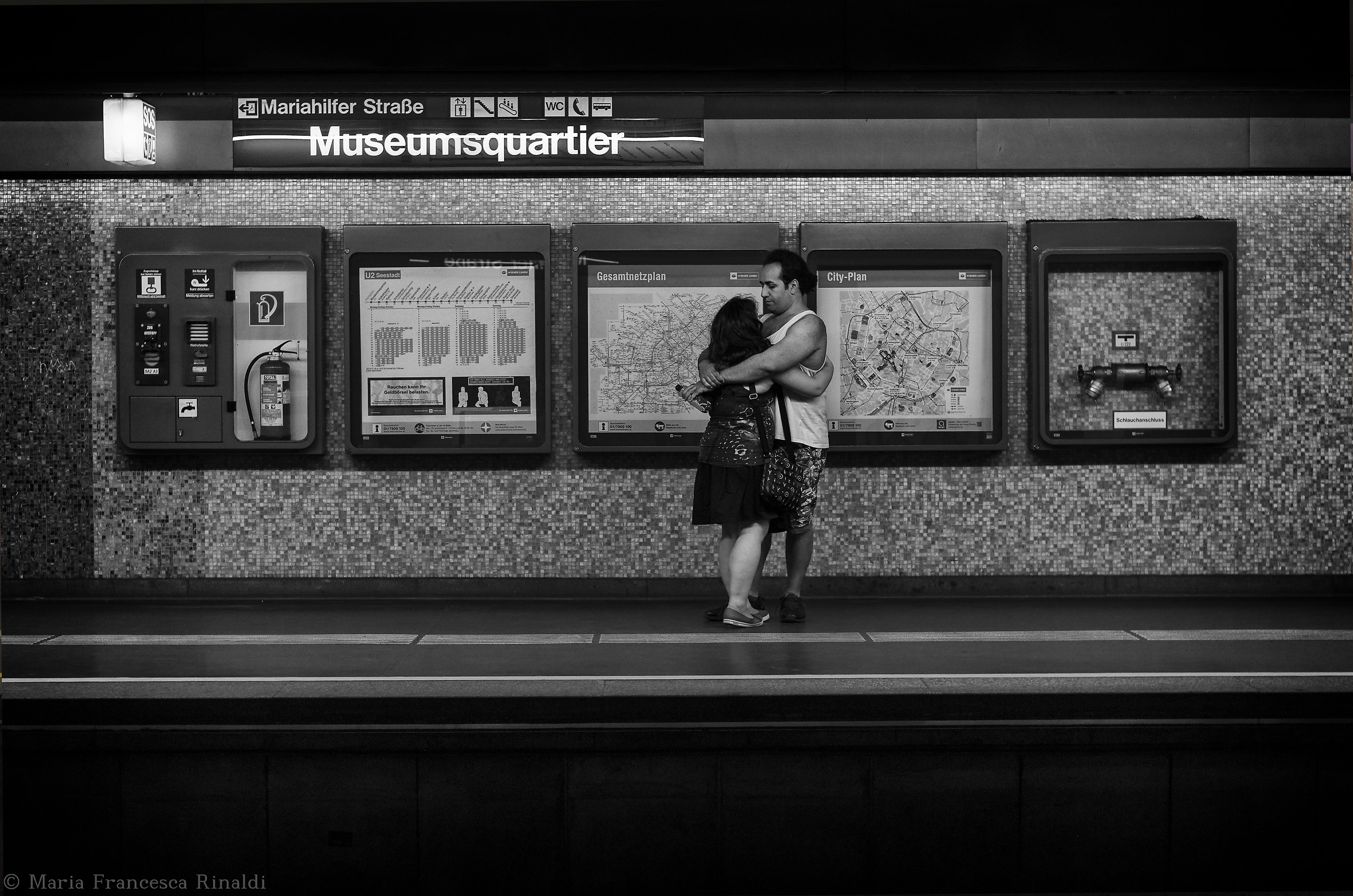Love at Museumsquartier...