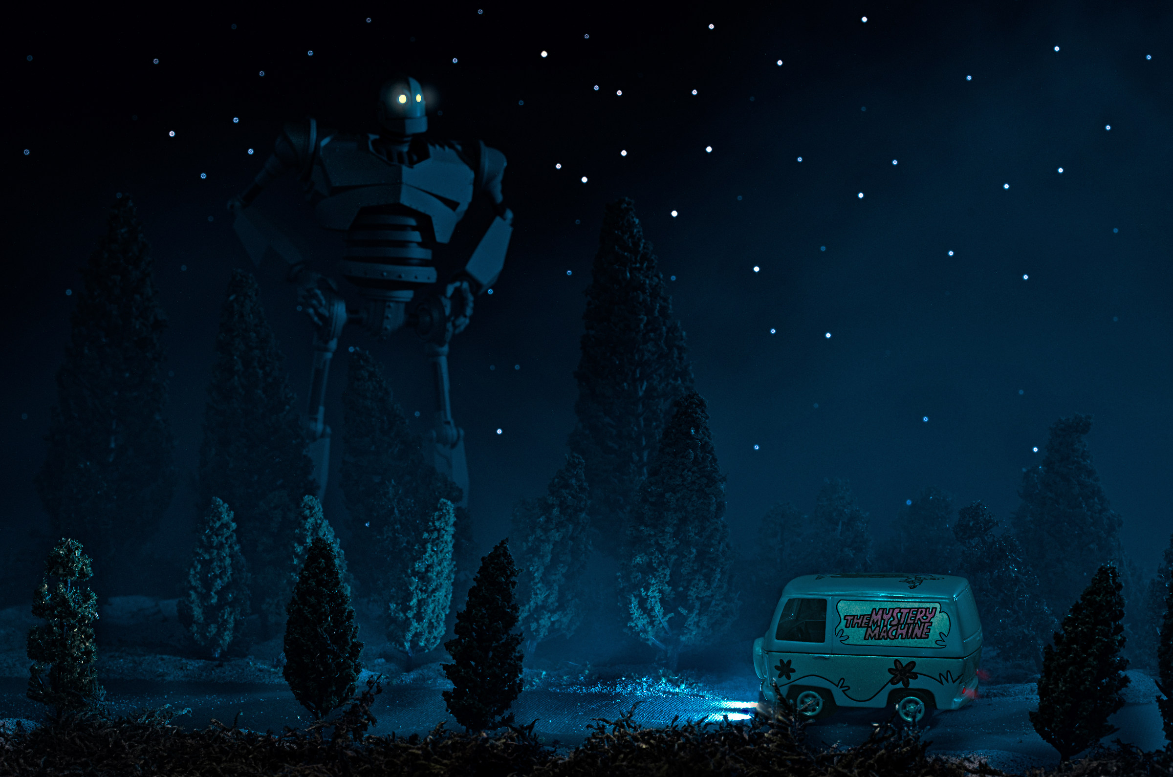 Scooby-Doo. The Mystery of Giant. ...