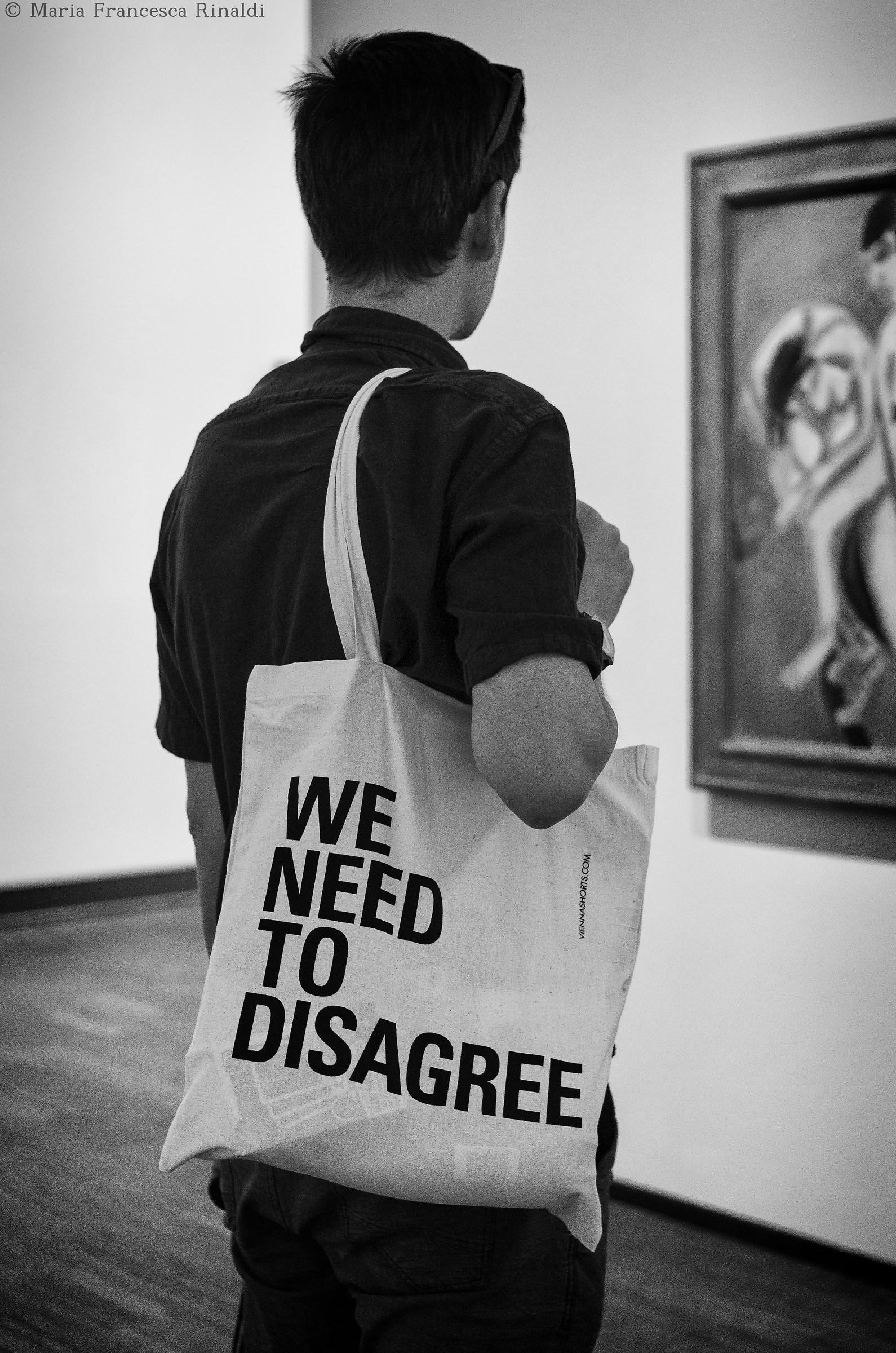 """""""We need to disagree"""" & Kirchner..."""
