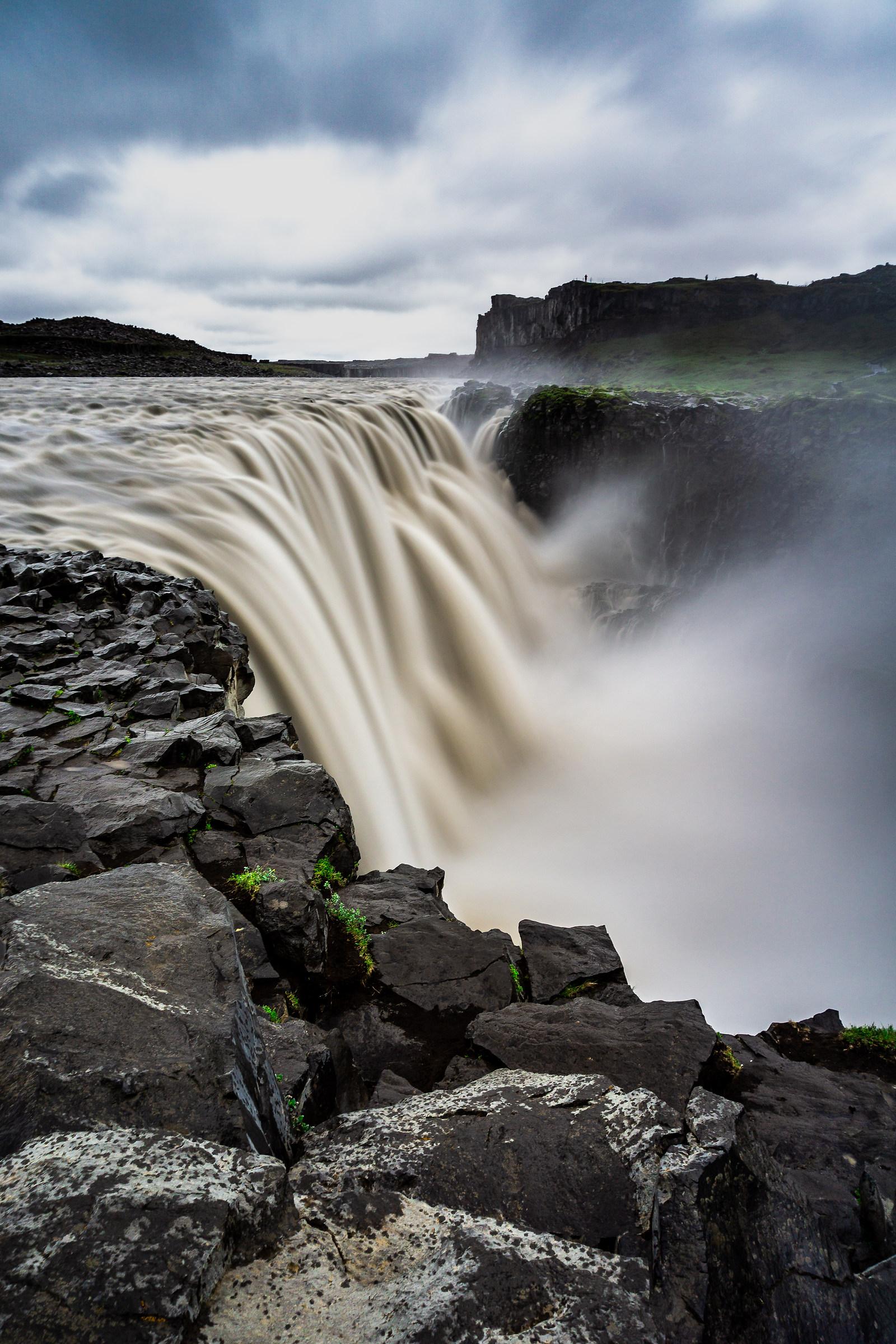 Dettifoss Waterfall...