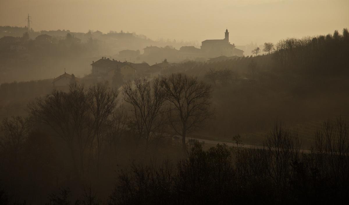 foggy sunday...