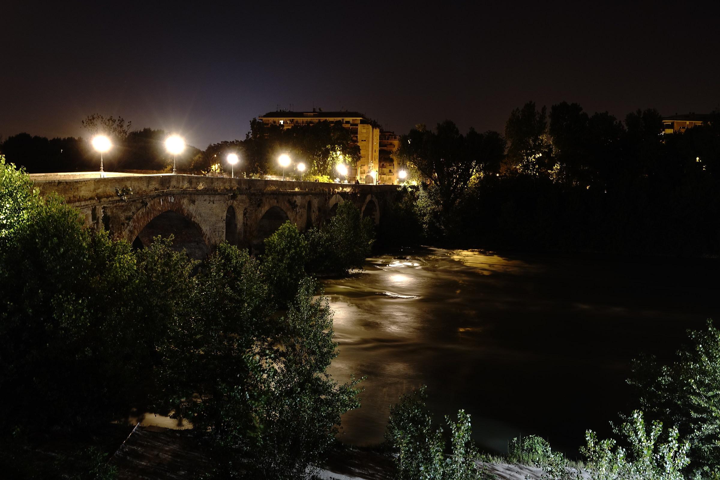 Ponte Milvio ...