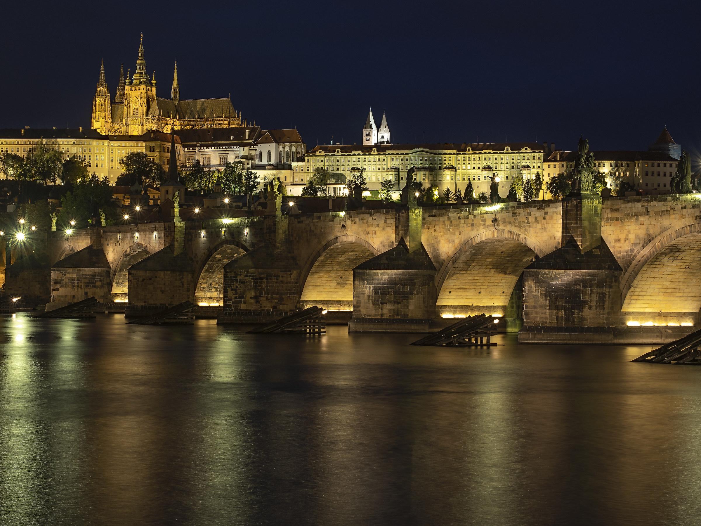 Charles Bridge-Prague....