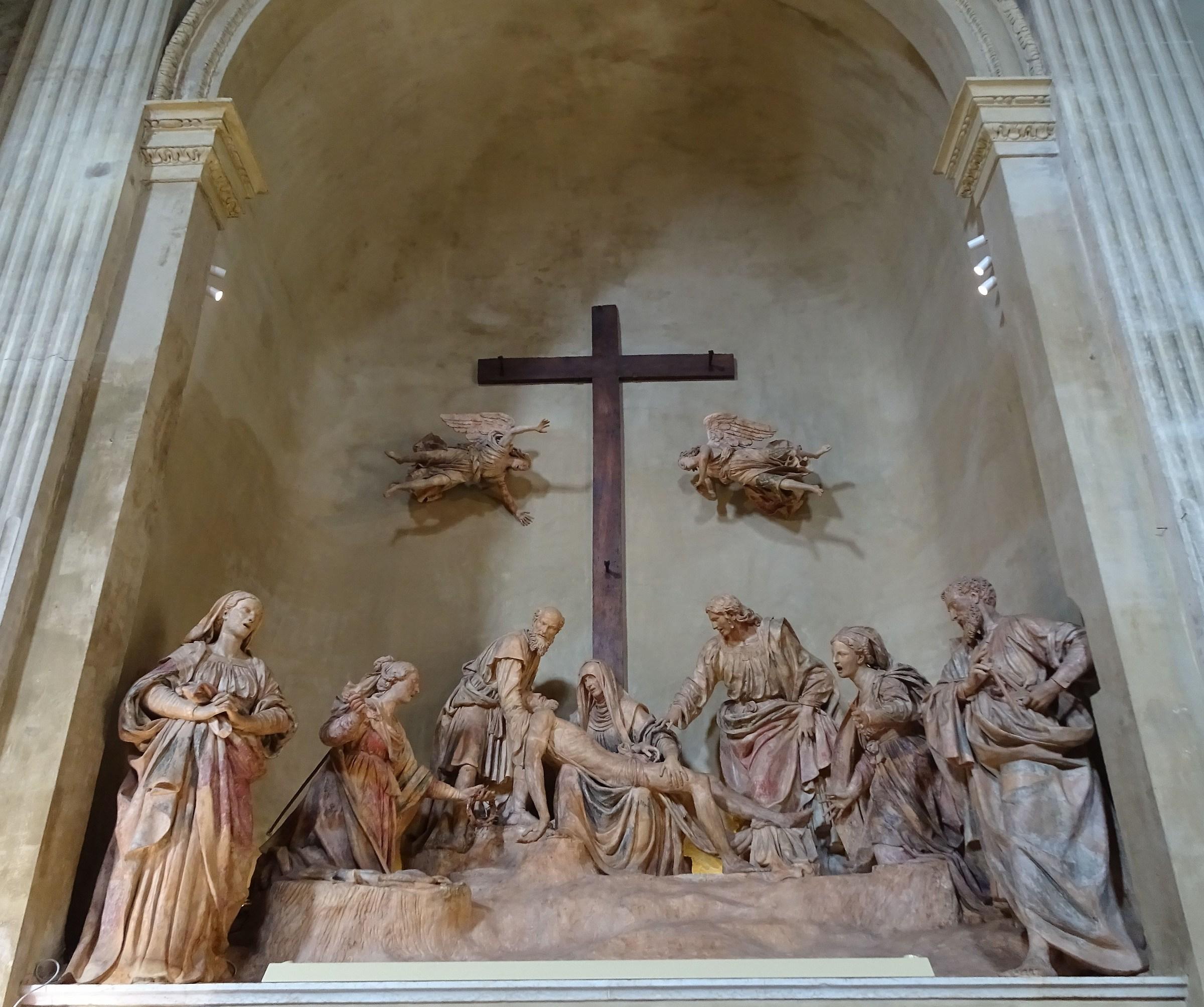 Lamentation of the Dead Christ...