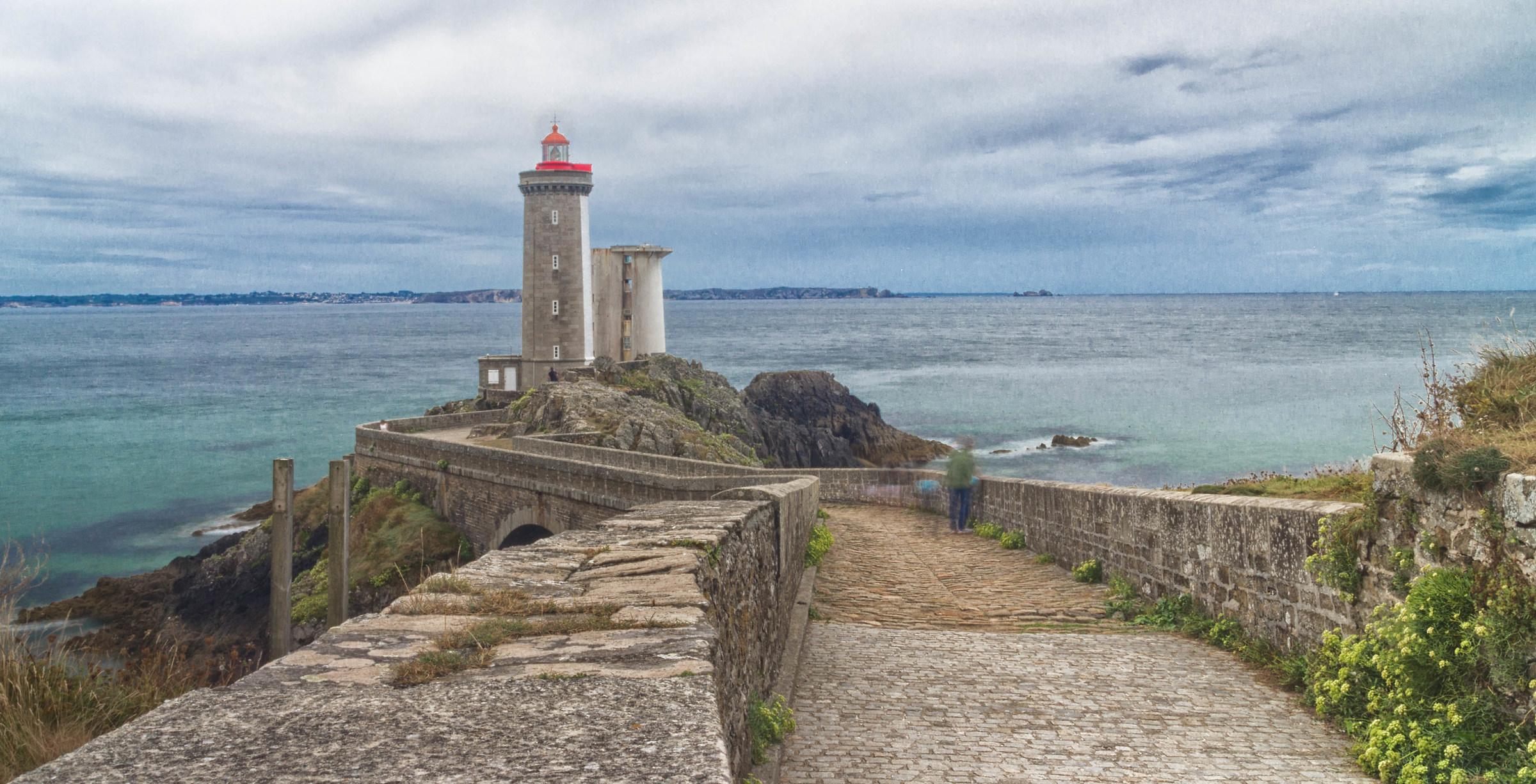 Faro del Petit Minou...