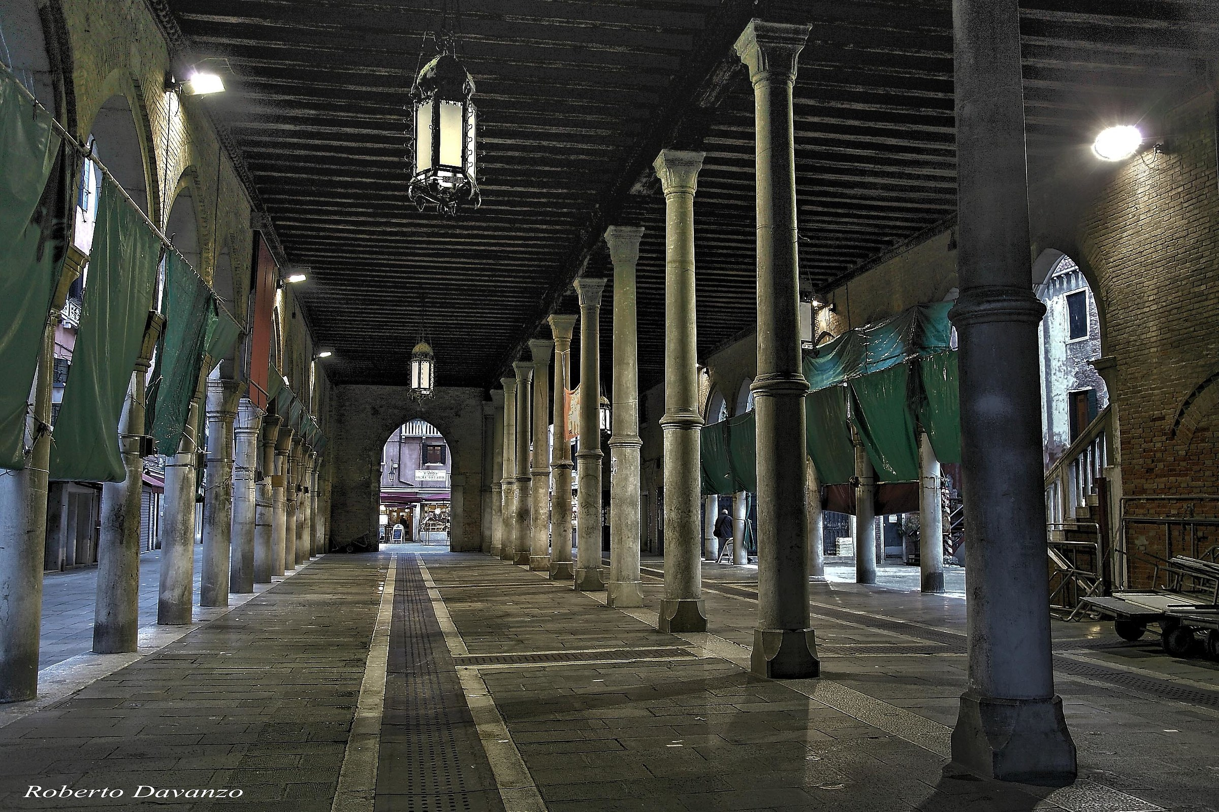 Pescheria di Venezia...