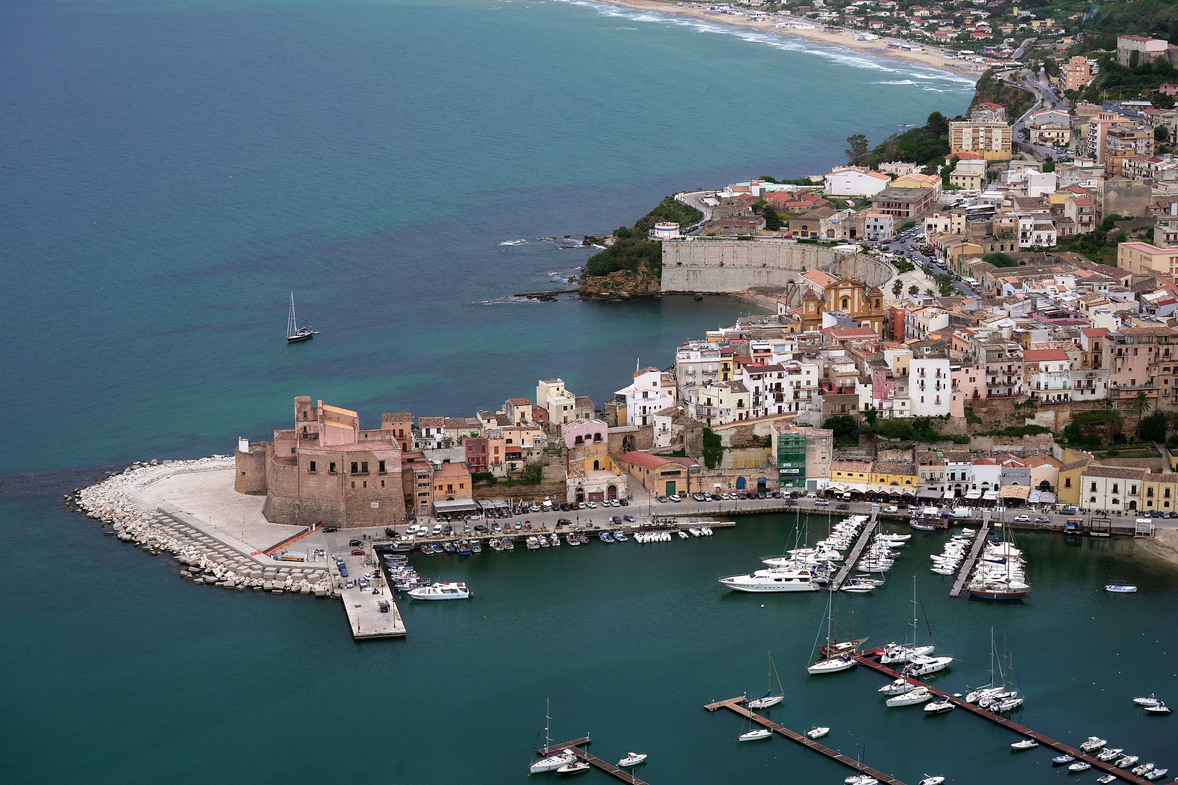 A day without sun-Castellammare del Golfo (Tp)...