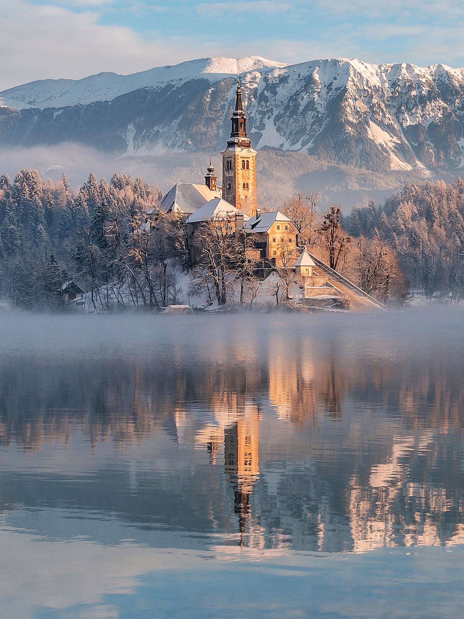 Lake Bled...