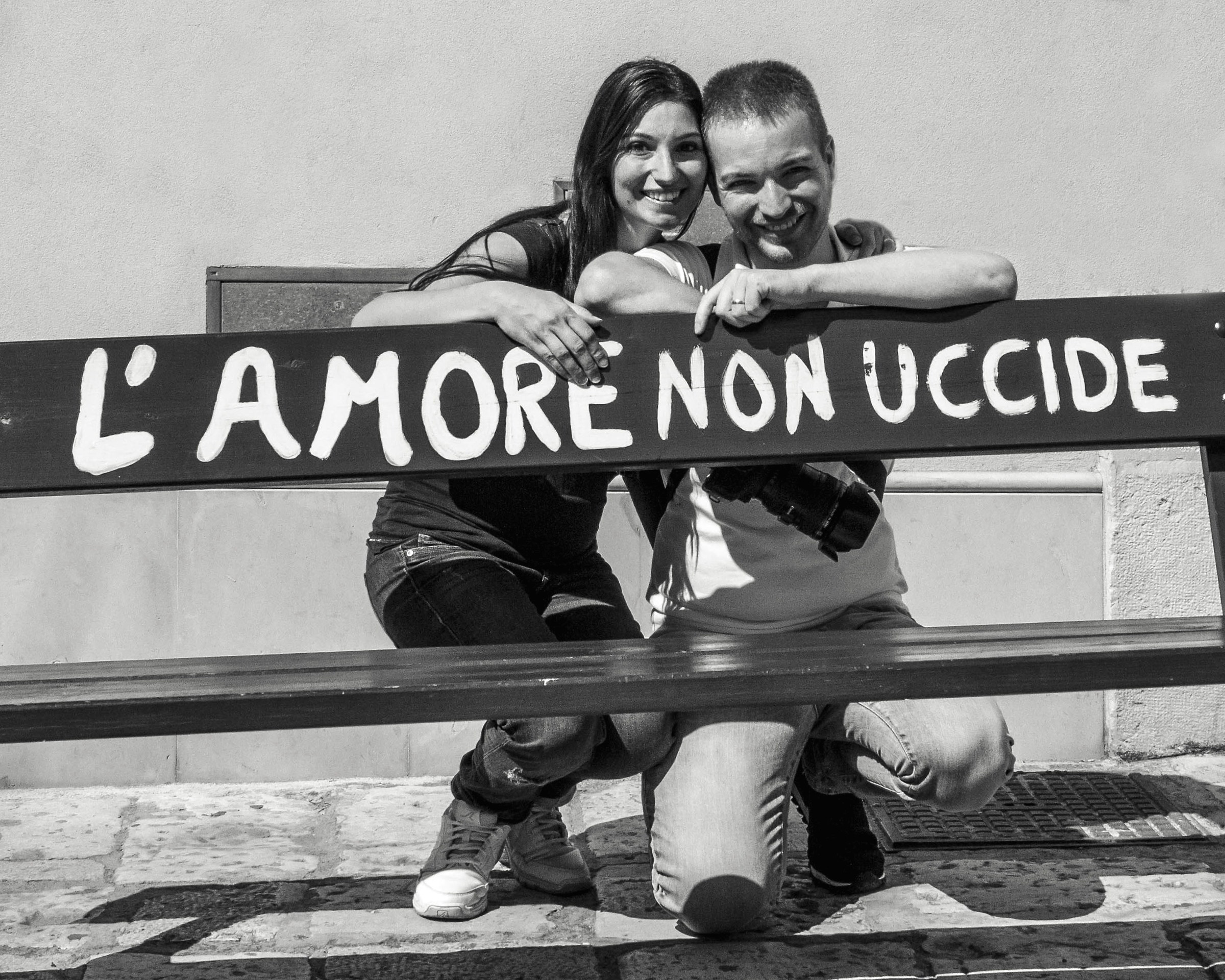 Love does not kill...