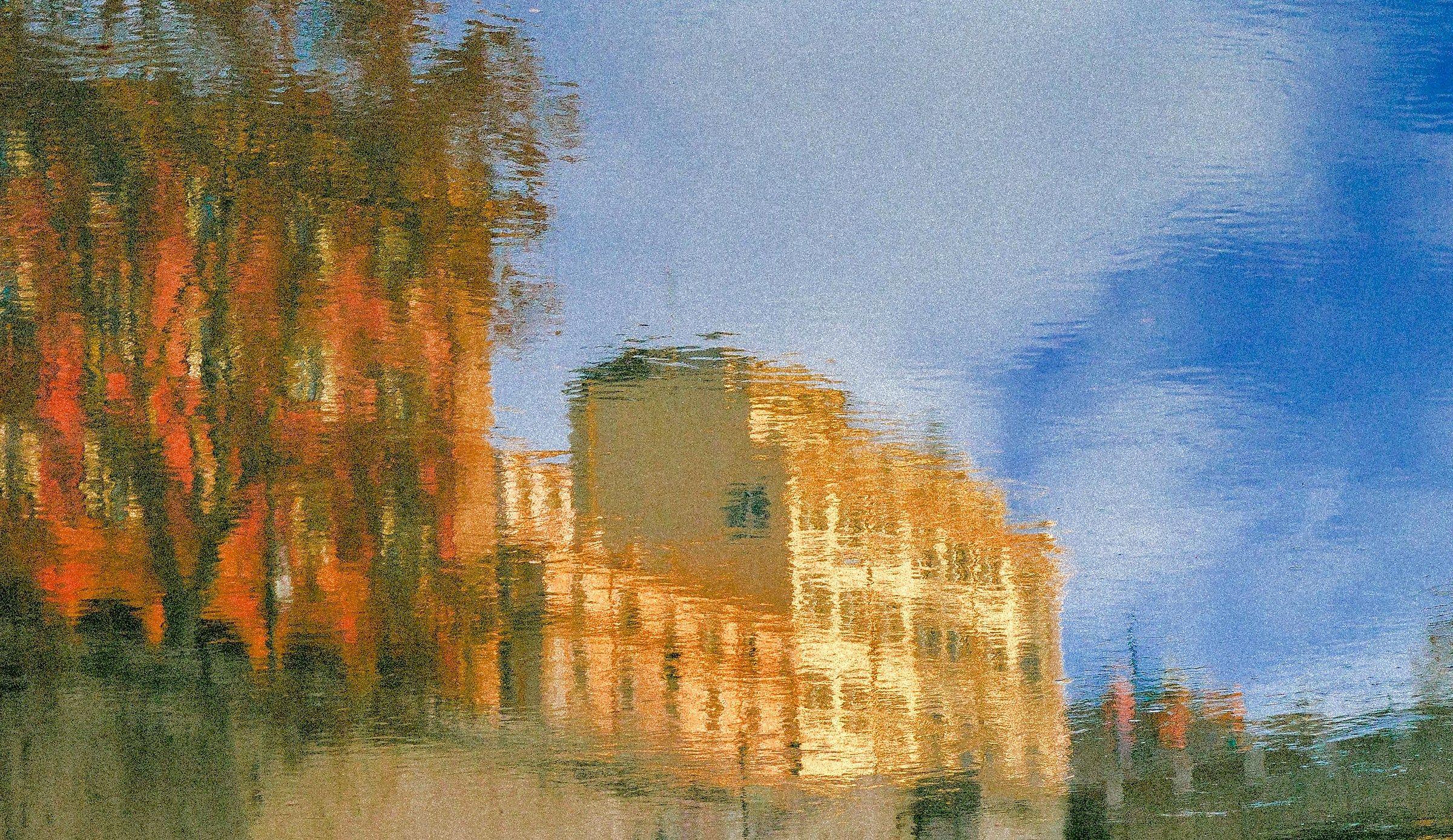 Impressions on the Tiber...