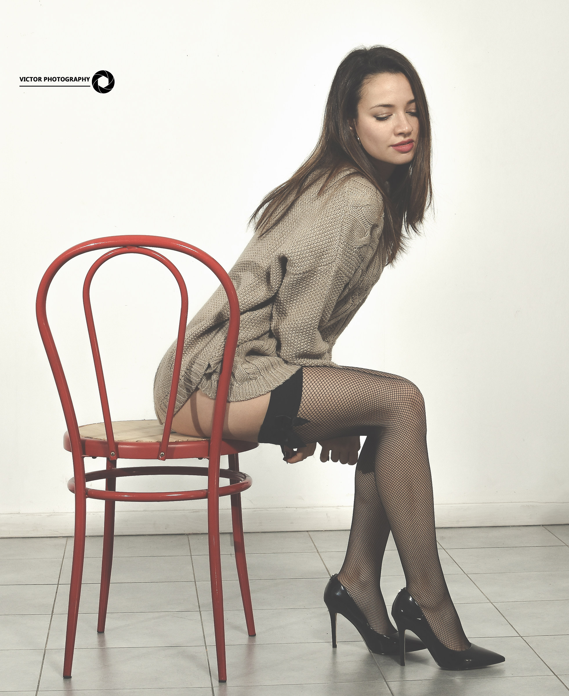 On the red Chair...