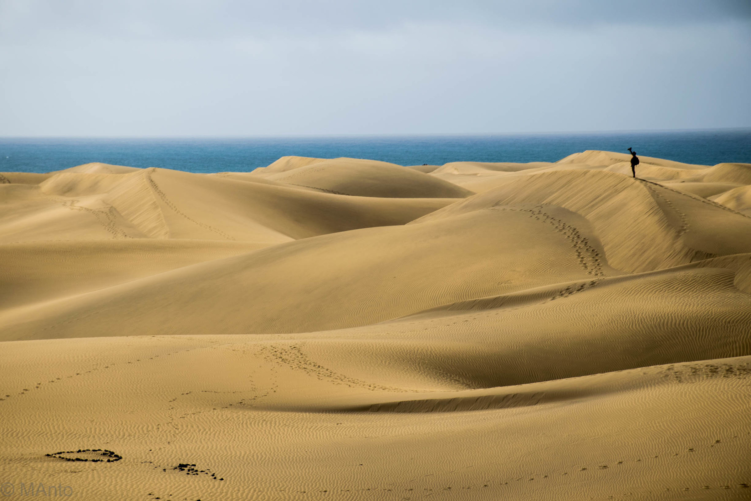 Sand waves...