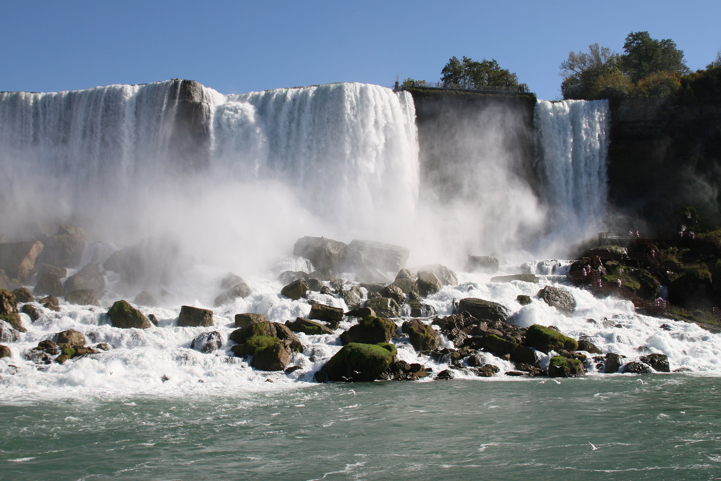 Niagara Falls 2, Canadian side...