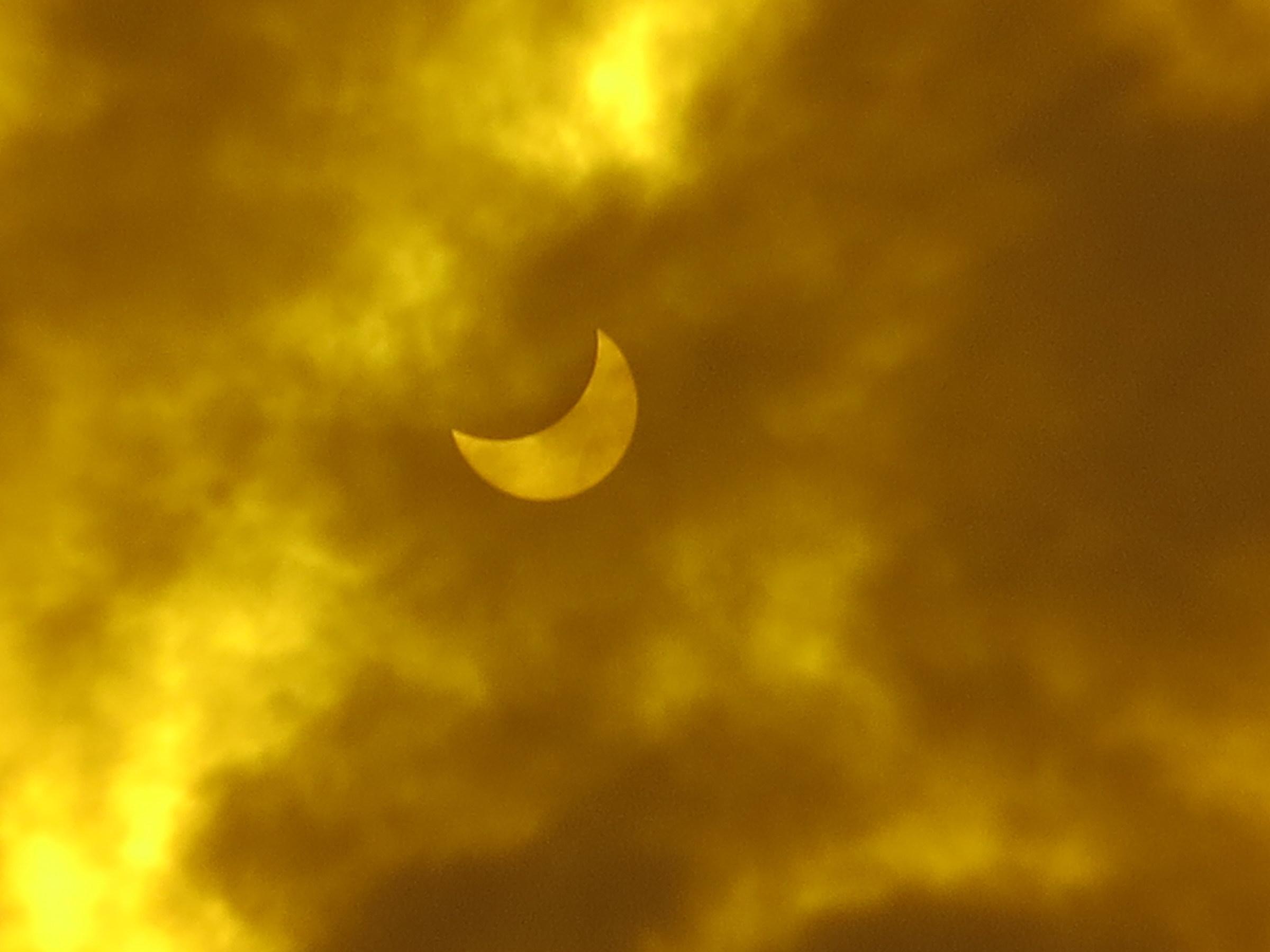 eclissi 20 marzo 2015...