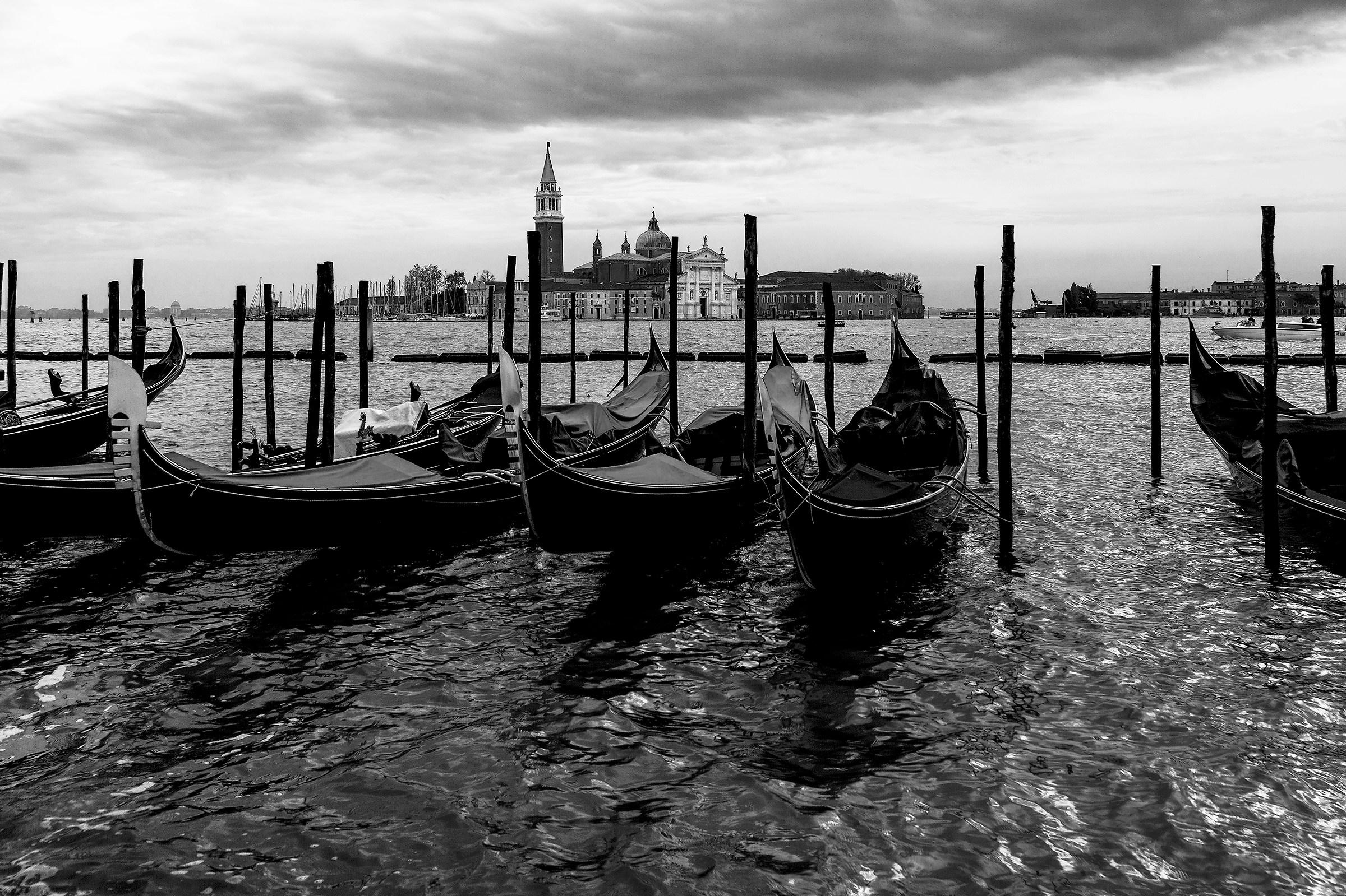 L'Isola di San Giorgio Maggiore (ve)...