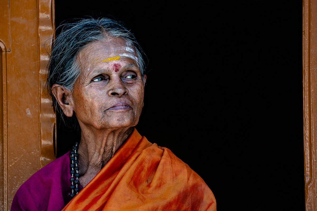 India: ritratto di strada....