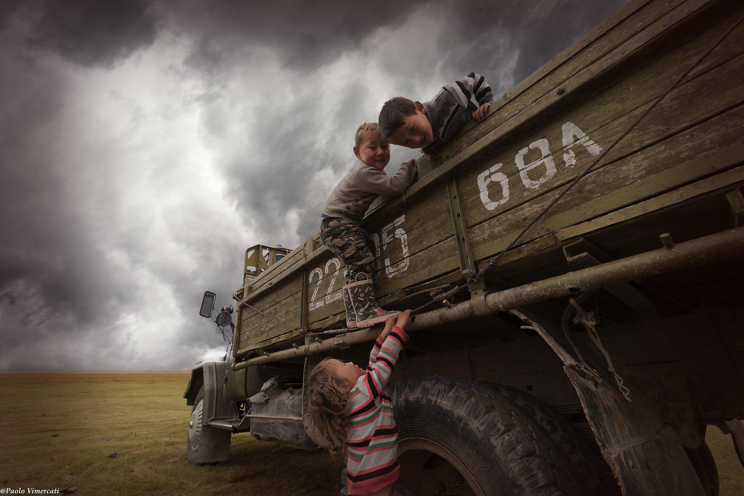 Nomad Life...