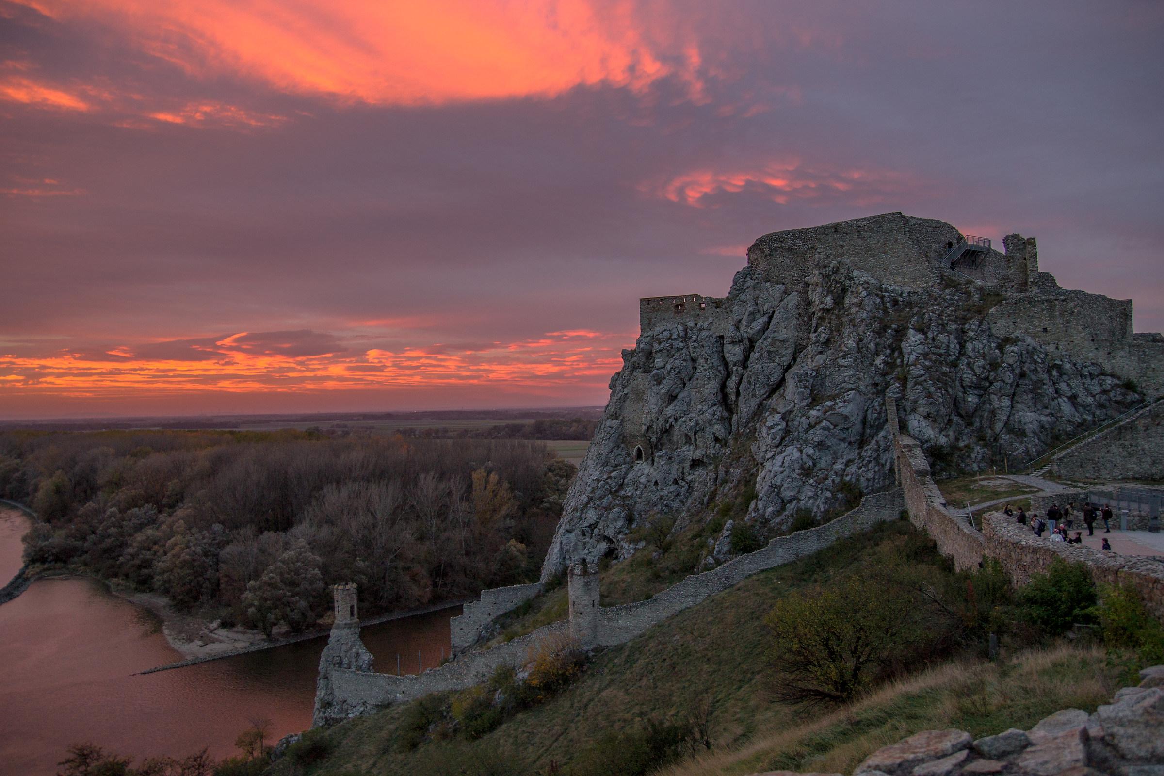 Castello di Devin - Slovacchia...