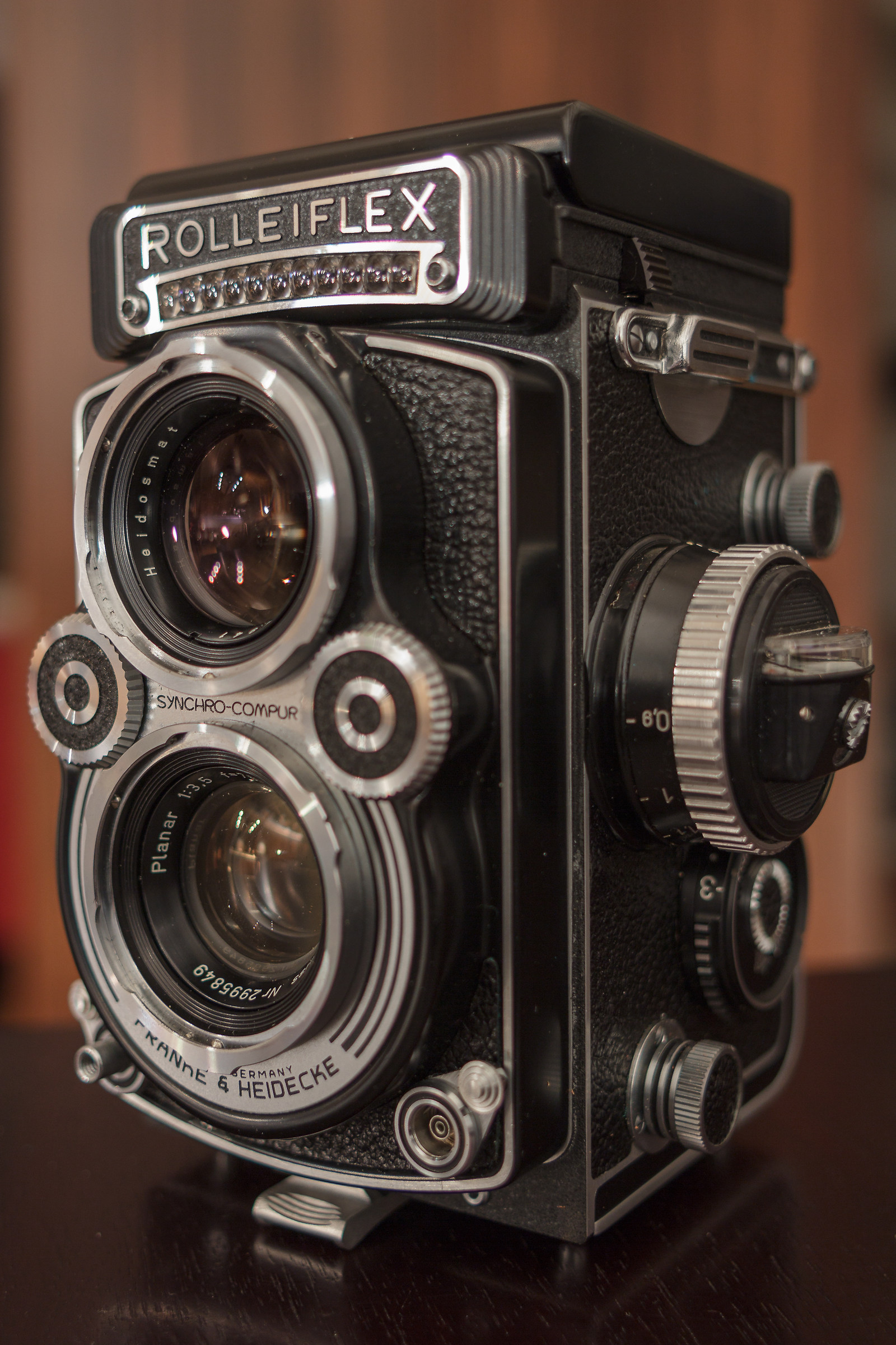 The Old Rollei (1961) ...