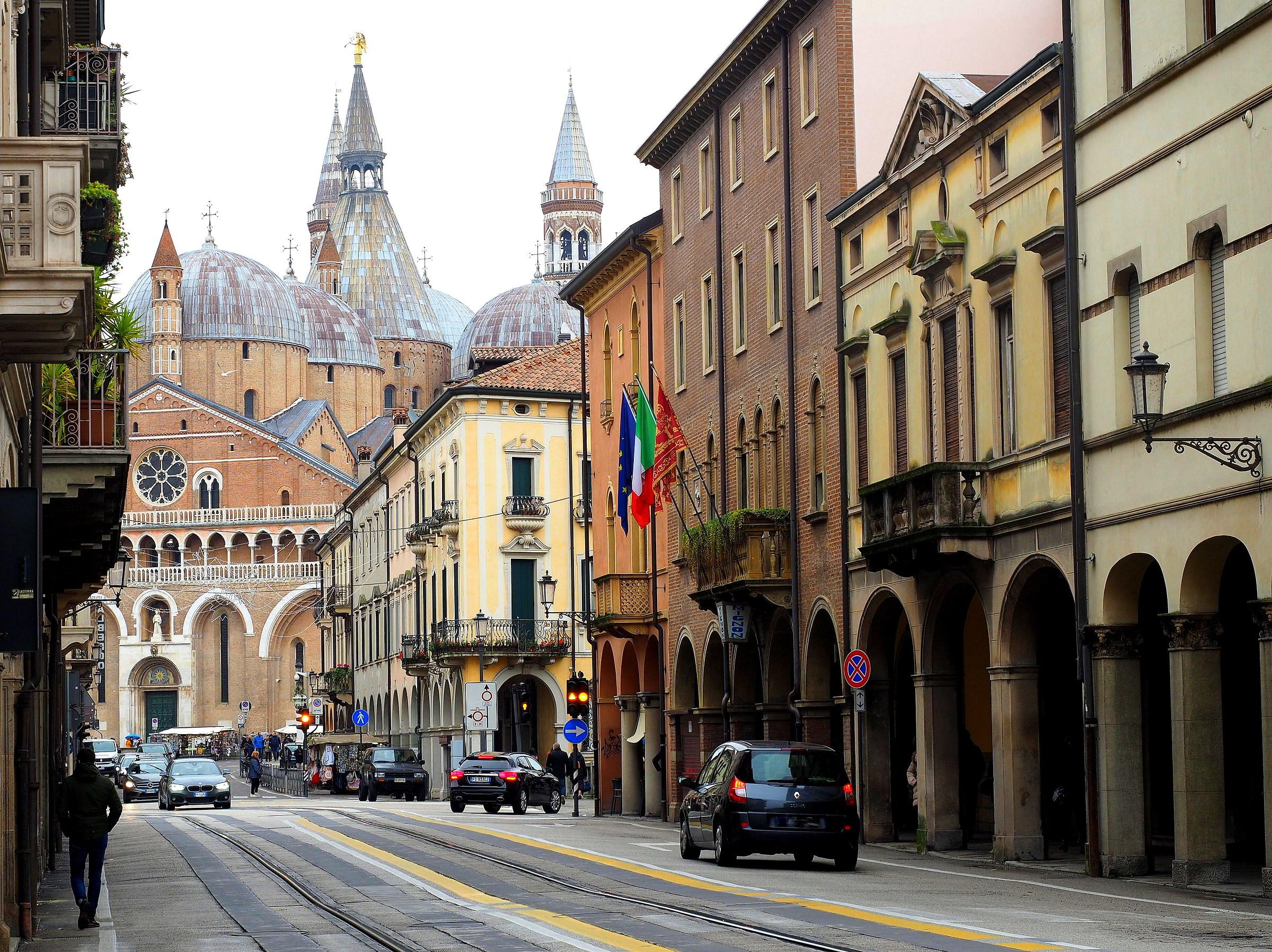 Padua, Basilica of St. Anthony...