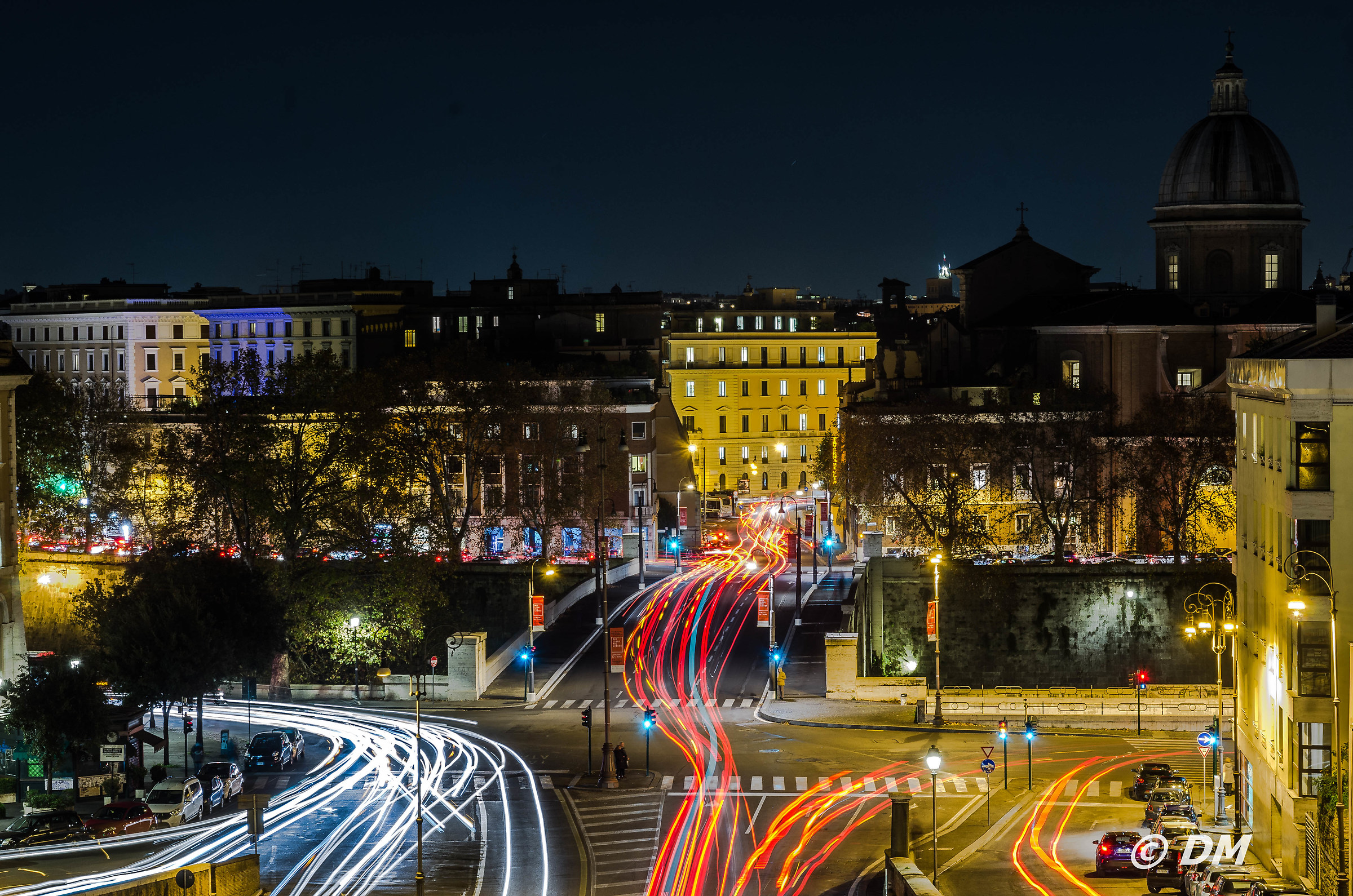 Urban in Rome...