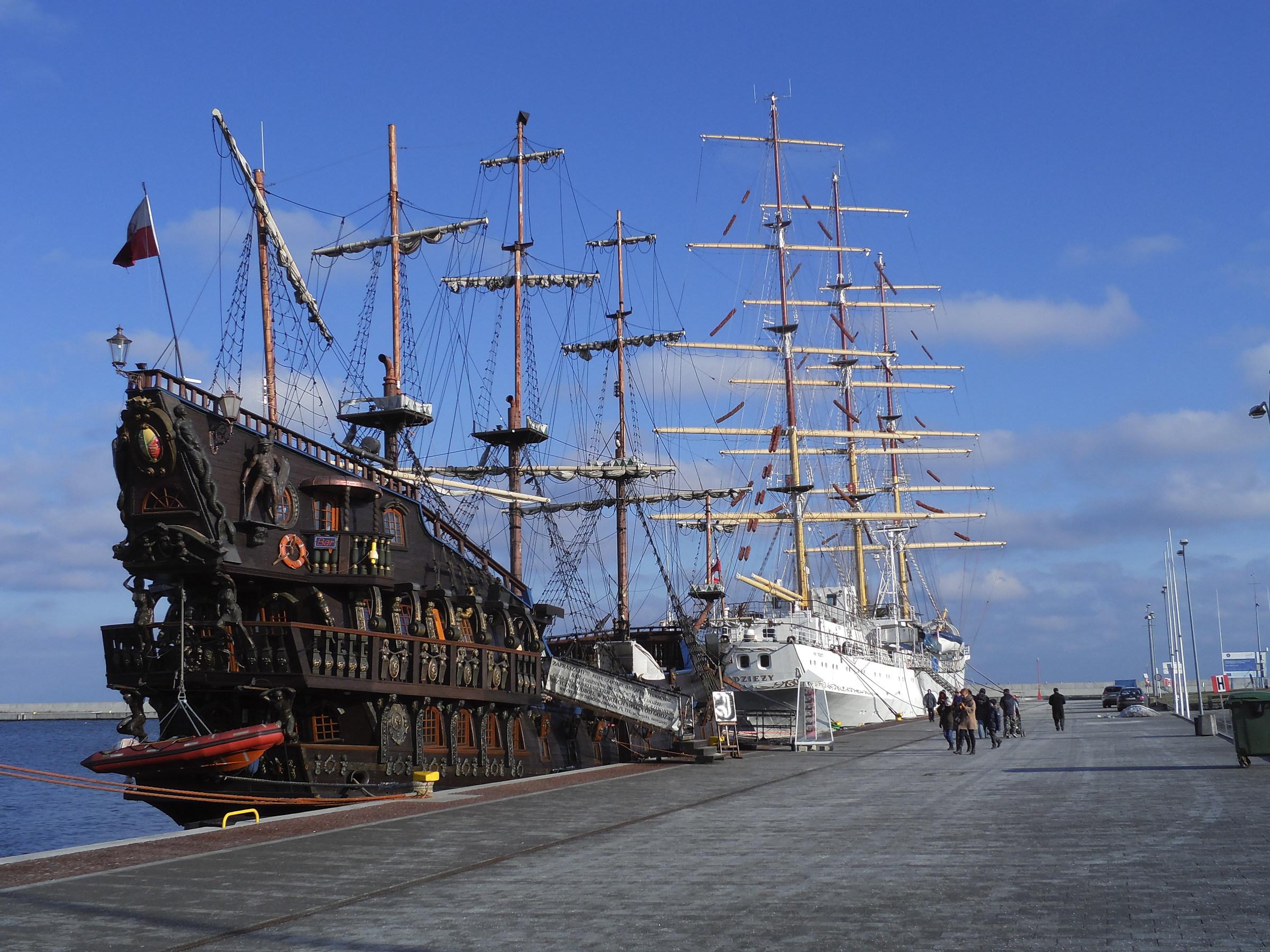 Porto di Gdynia...